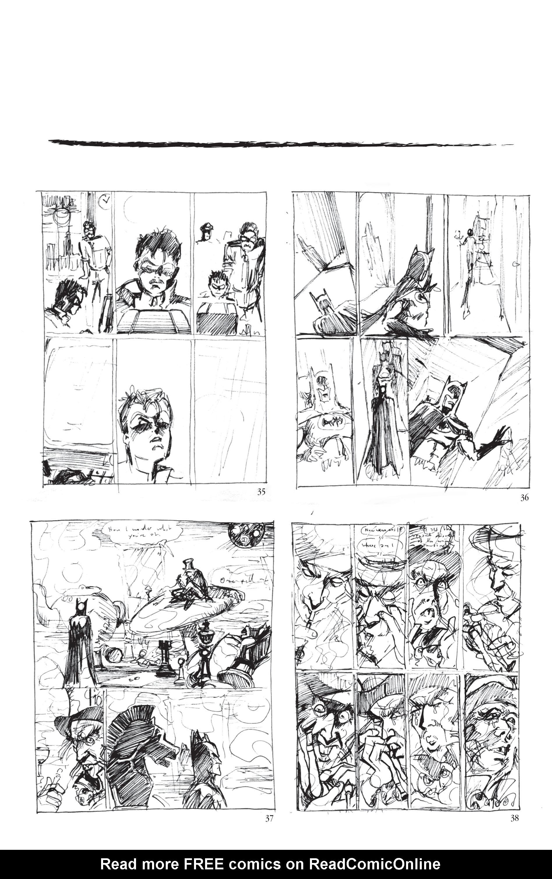Read online Arkham Asylum comic -  Issue #Arkham Asylum Full - 193