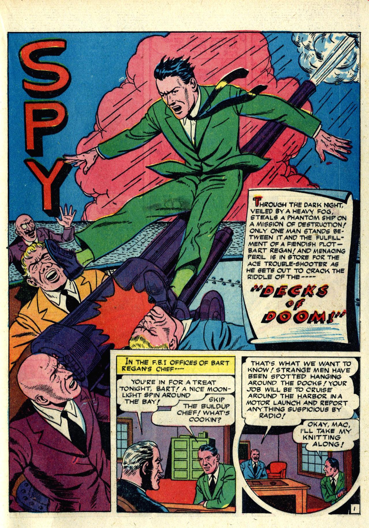 Read online Detective Comics (1937) comic -  Issue #76 - 37
