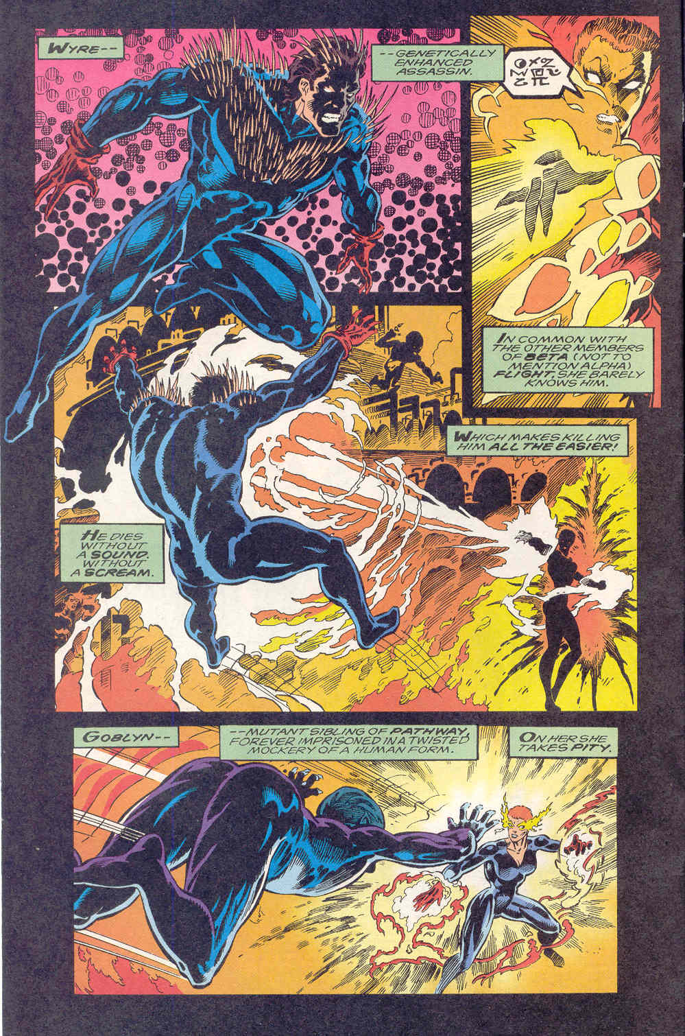 Read online Alpha Flight (1983) comic -  Issue #122 - 3