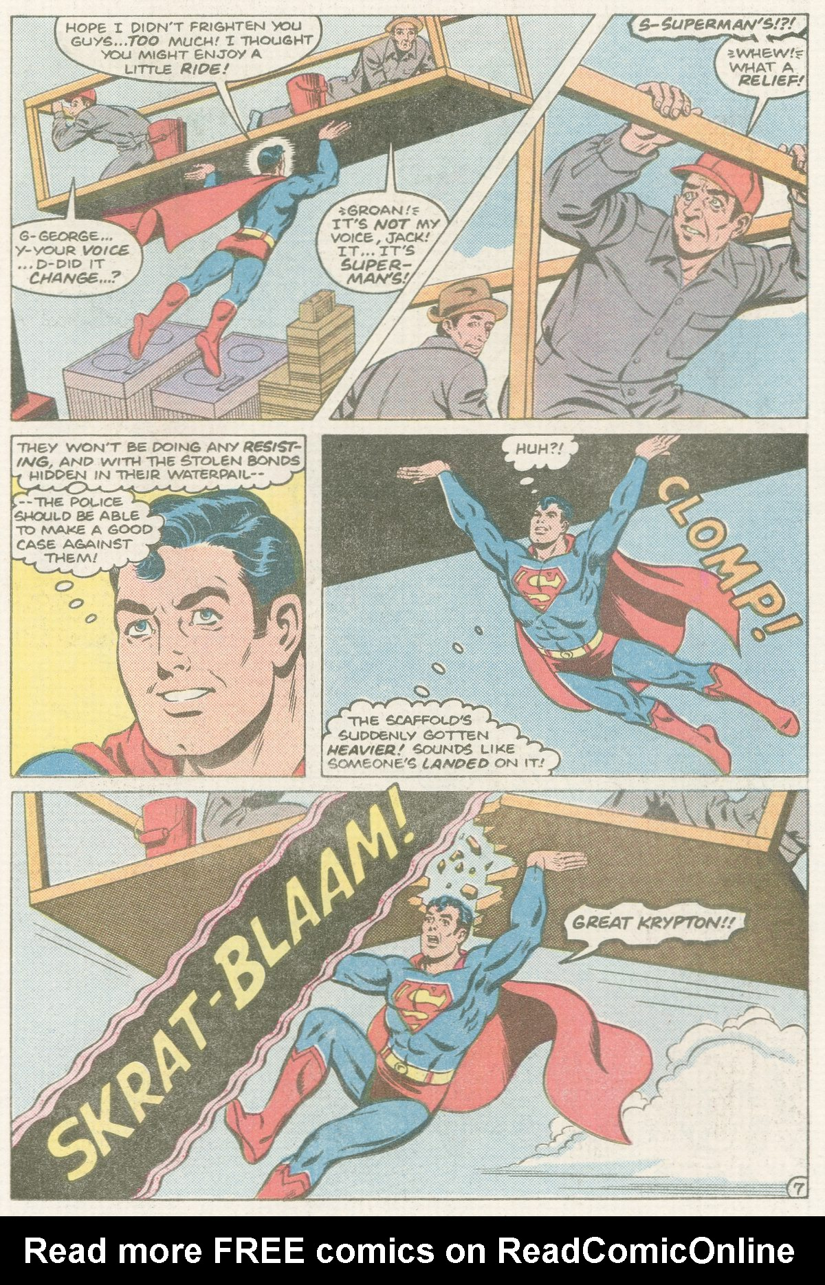 Read online Action Comics (1938) comic -  Issue #570 - 8