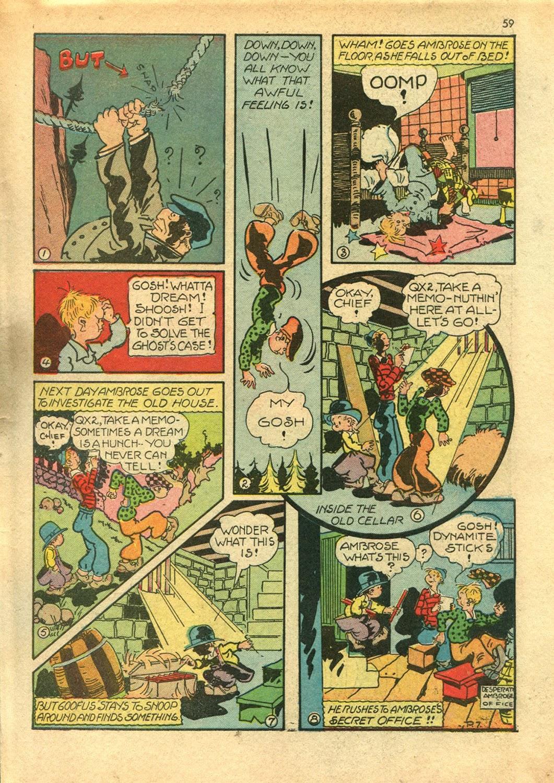 Read online Super-Magician Comics comic -  Issue #14 - 58