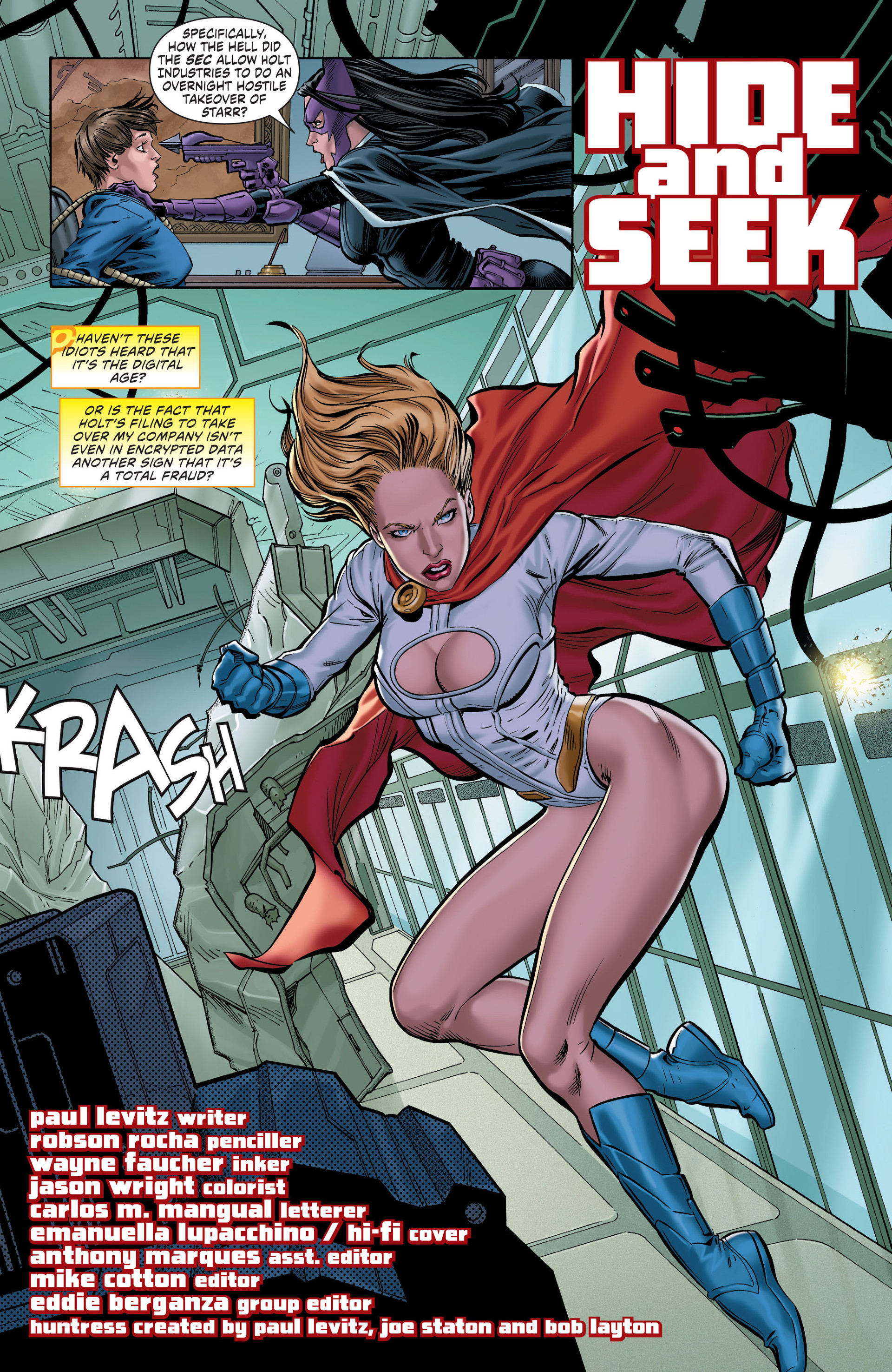 Read online Worlds' Finest comic -  Issue #13 - 3