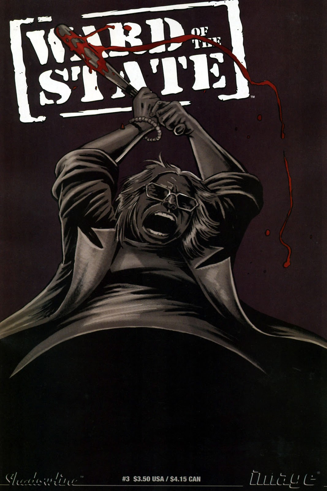 Read online Ward Of The State comic -  Issue #3 - 1