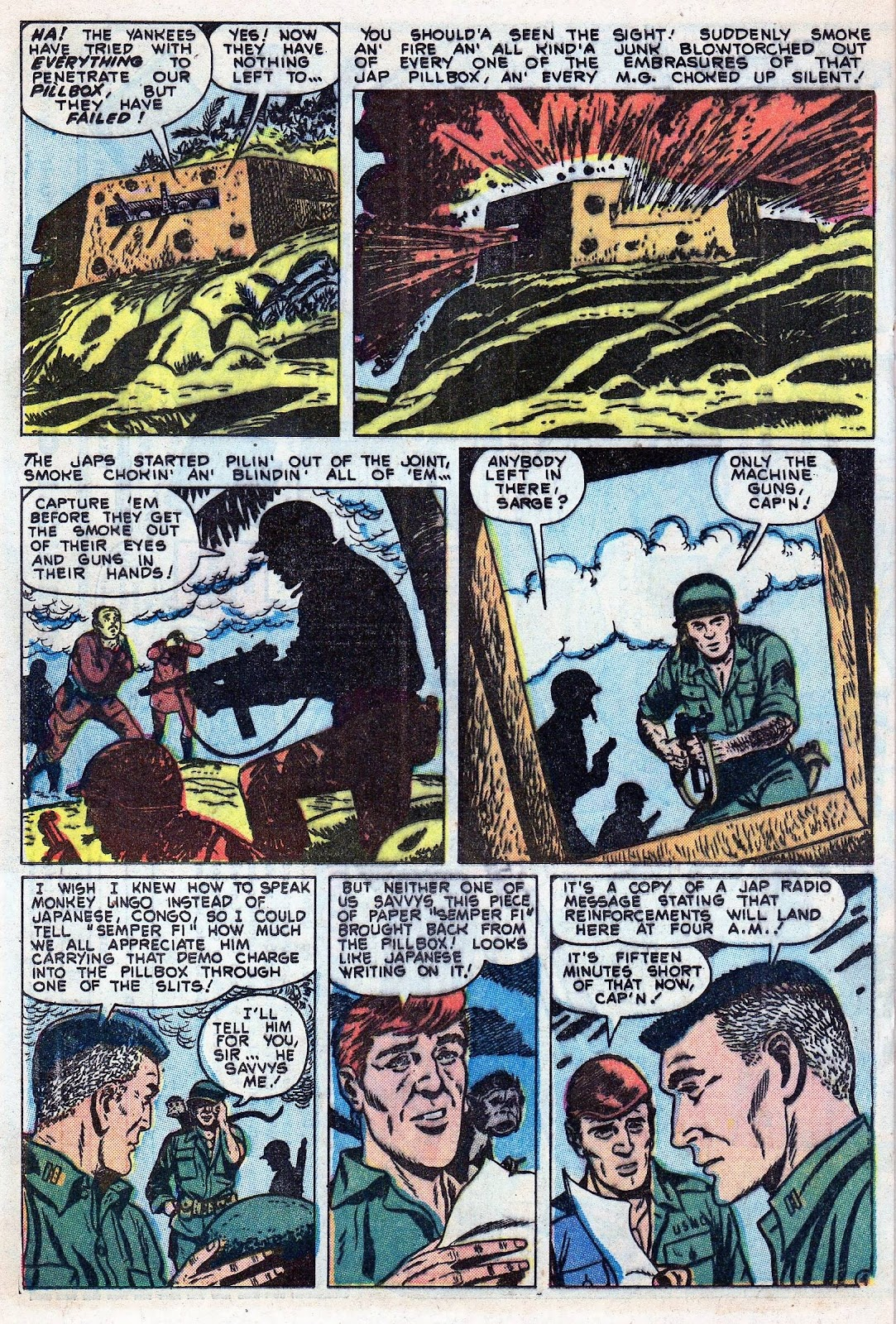 Marines in Battle issue 20 - Page 19