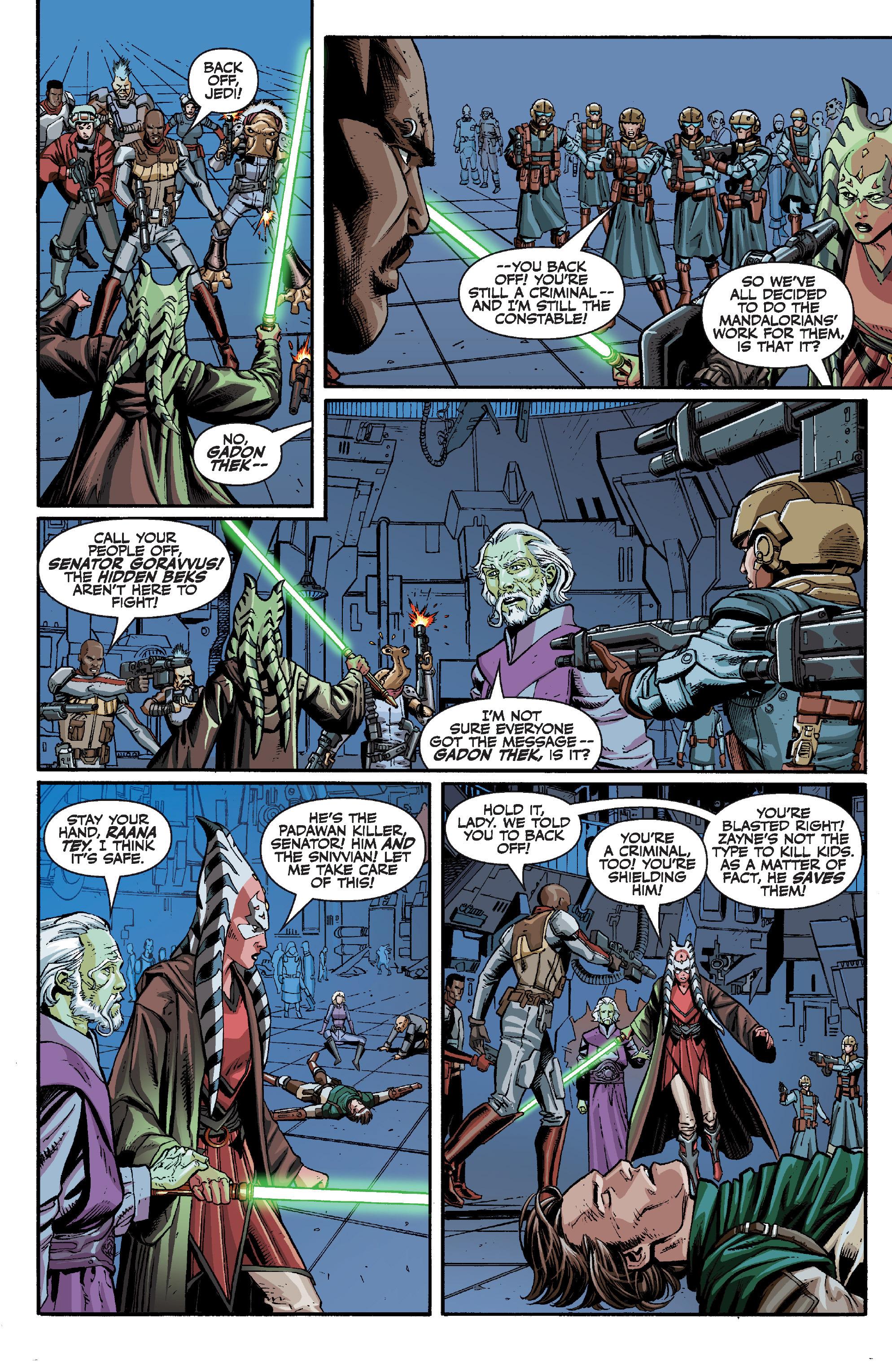 Read online Star Wars Omnibus comic -  Issue # Vol. 32 - 101