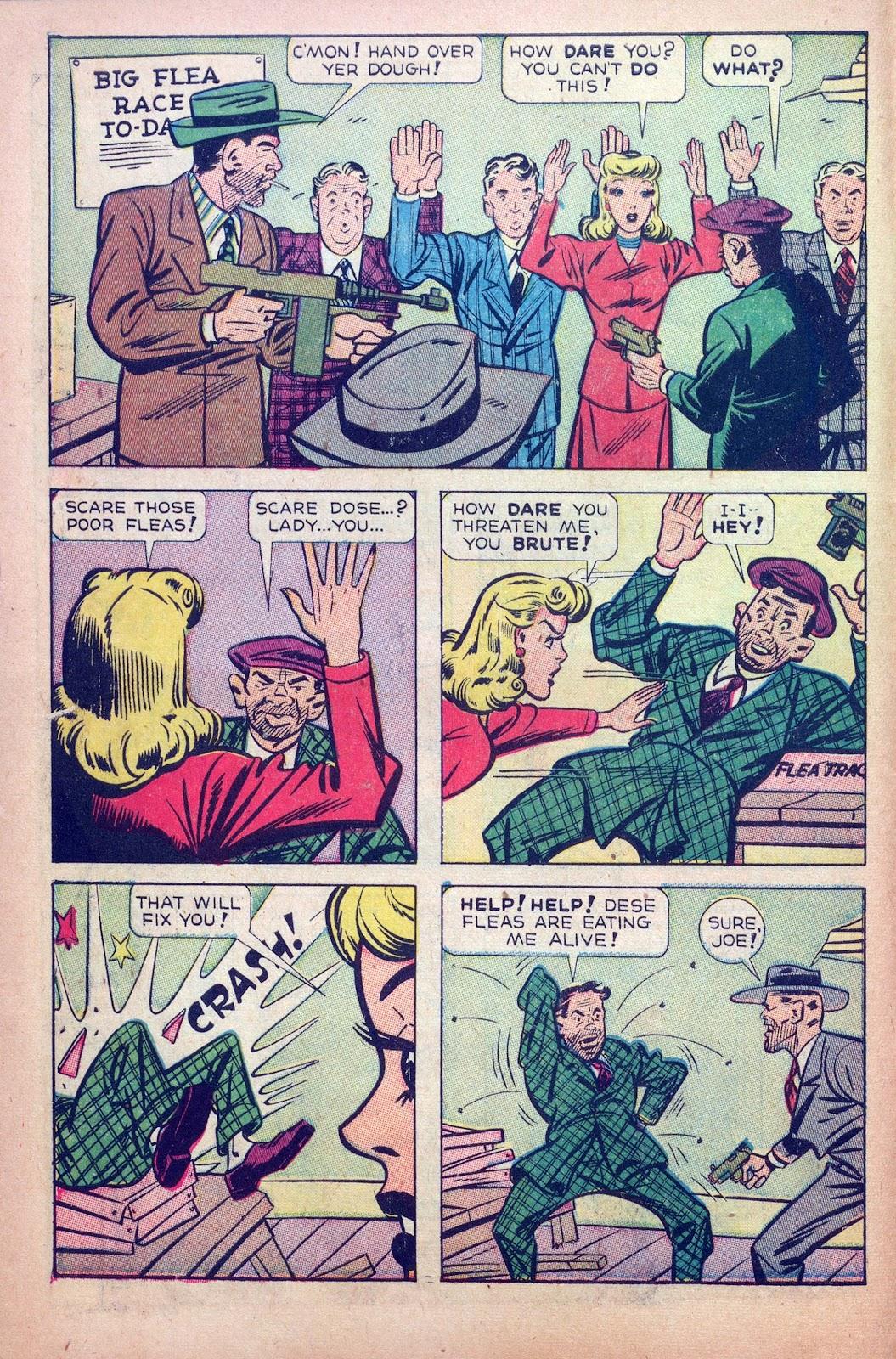 Read online Joker Comics comic -  Issue #21 - 6