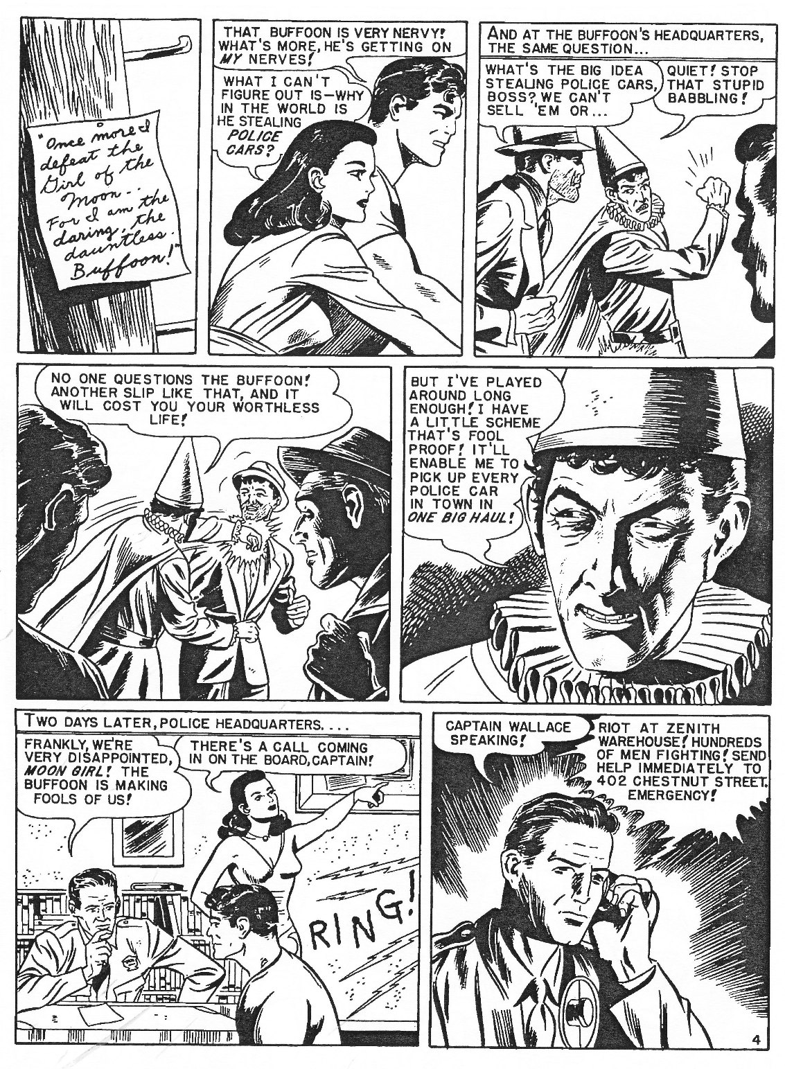 Read online Men of Mystery Comics comic -  Issue #83 - 176