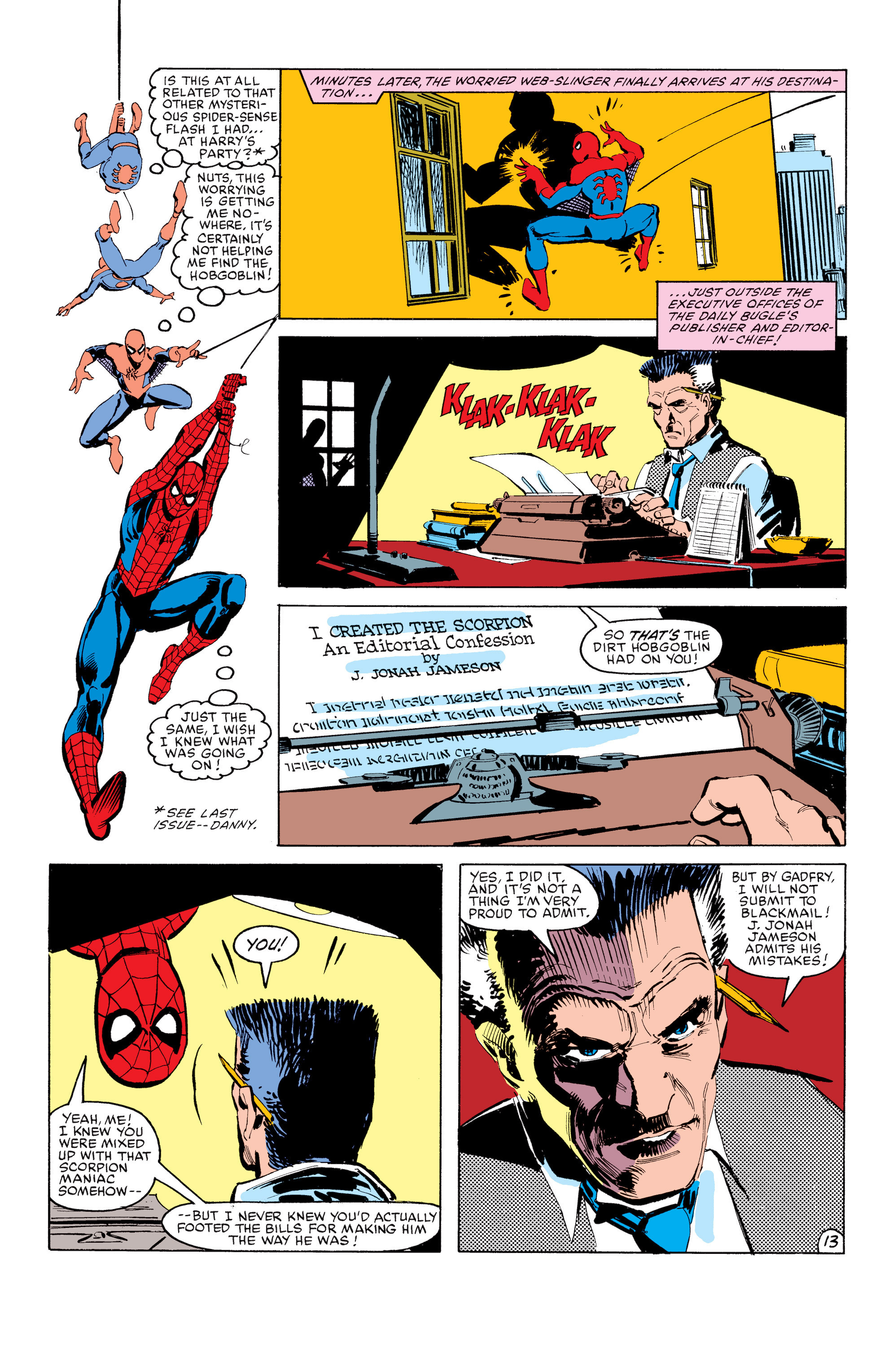 The Amazing Spider-Man (1963) 250 Page 13