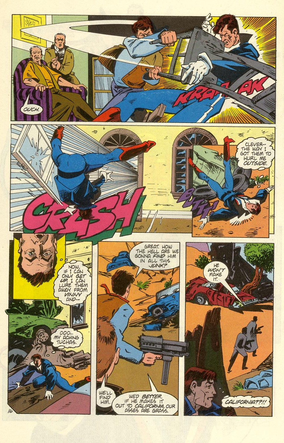 Read online American Flagg! comic -  Issue #39 - 20