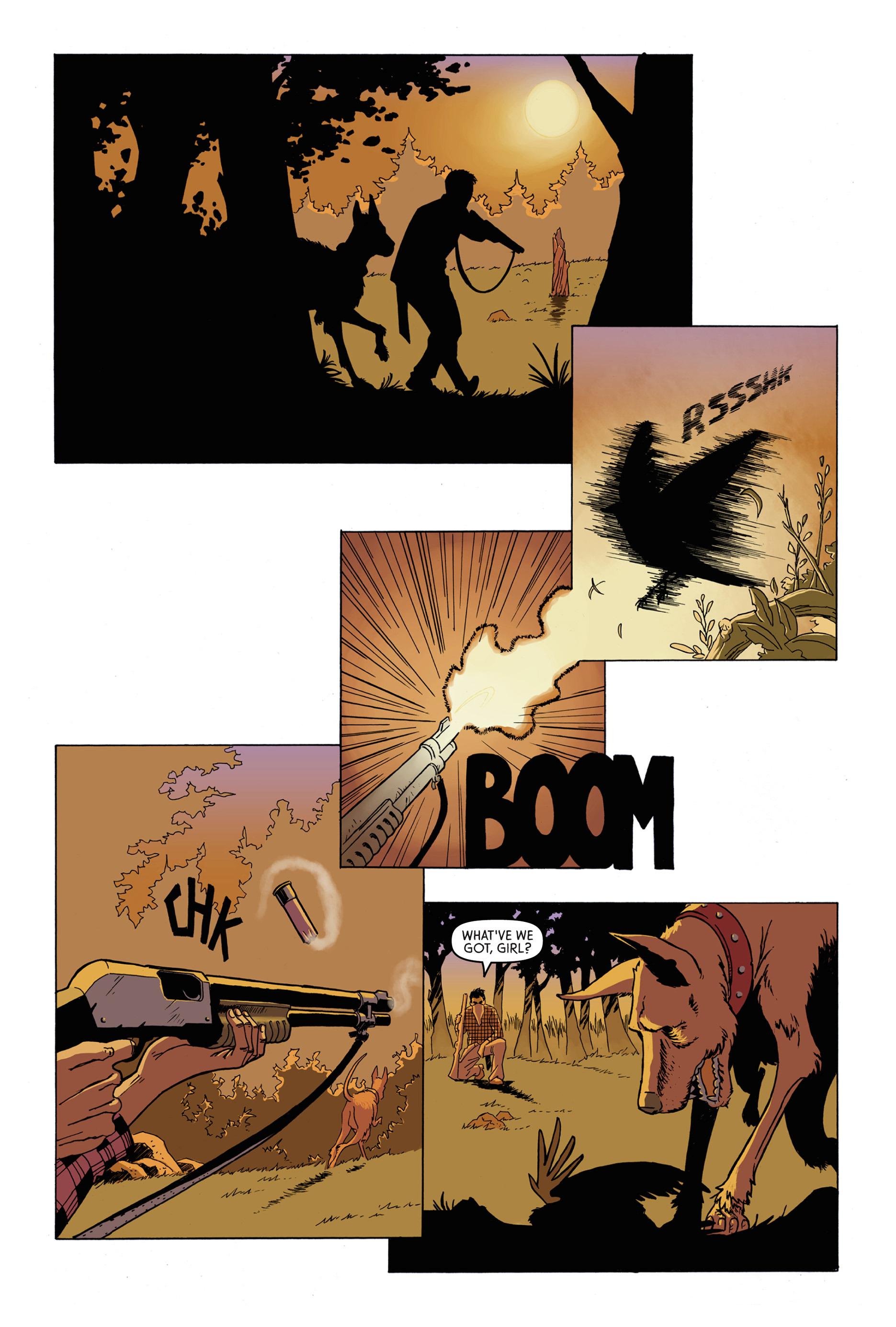 Read online Trespasser comic -  Issue #1 - 5
