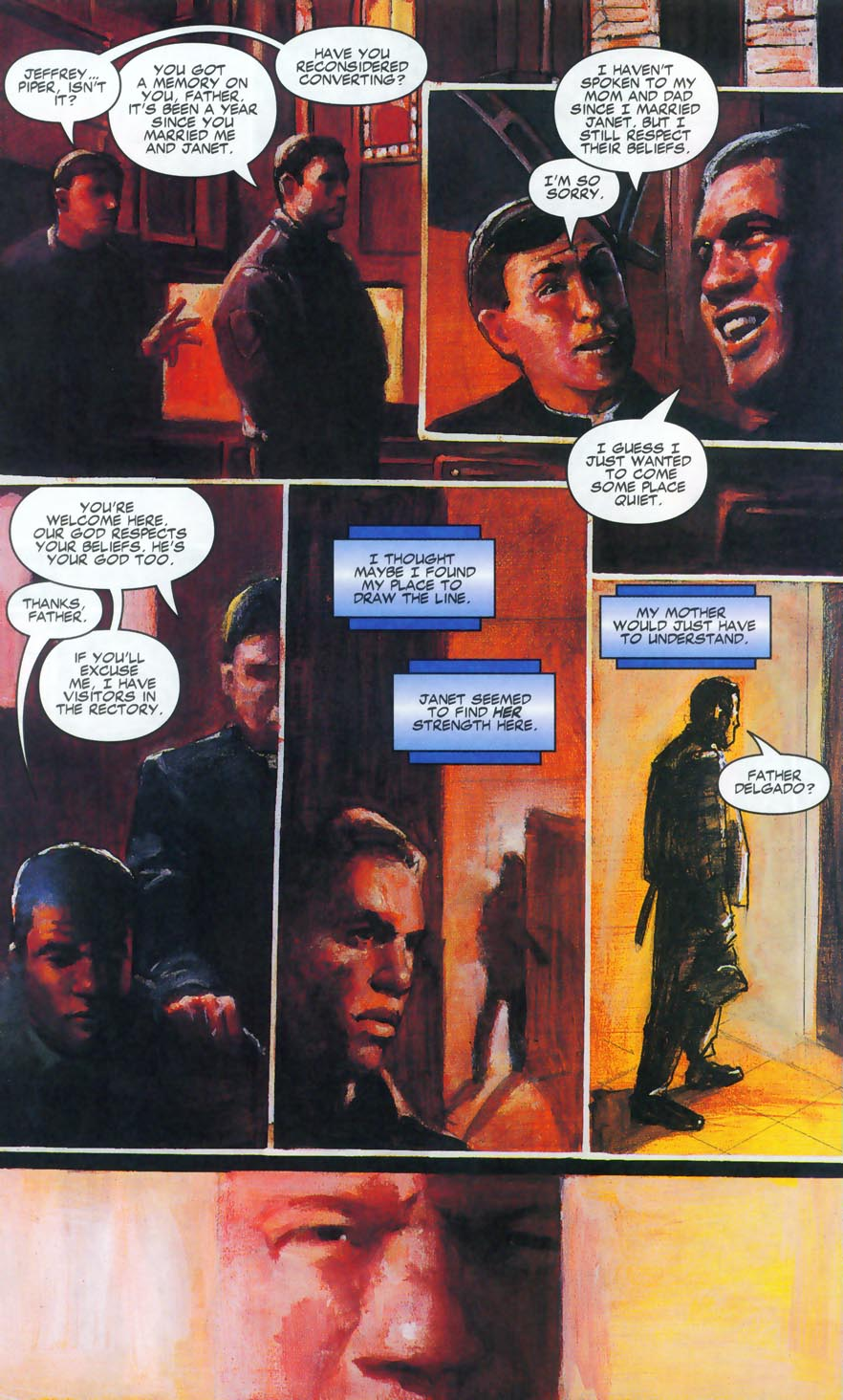 Read online Code of Honor comic -  Issue #2 - 43