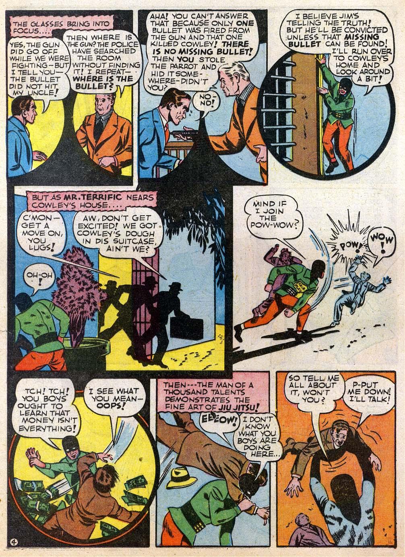 Read online Sensation (Mystery) Comics comic -  Issue #27 - 45
