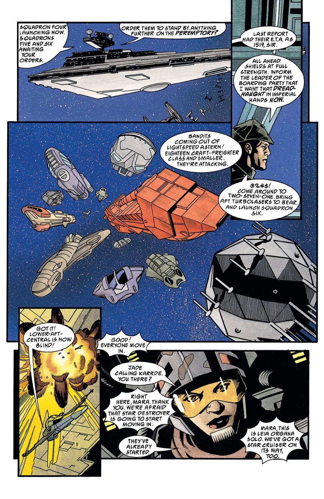 Read online Star Wars Legends: The New Republic - Epic Collection comic -  Issue # TPB 4 (Part 3) - 90