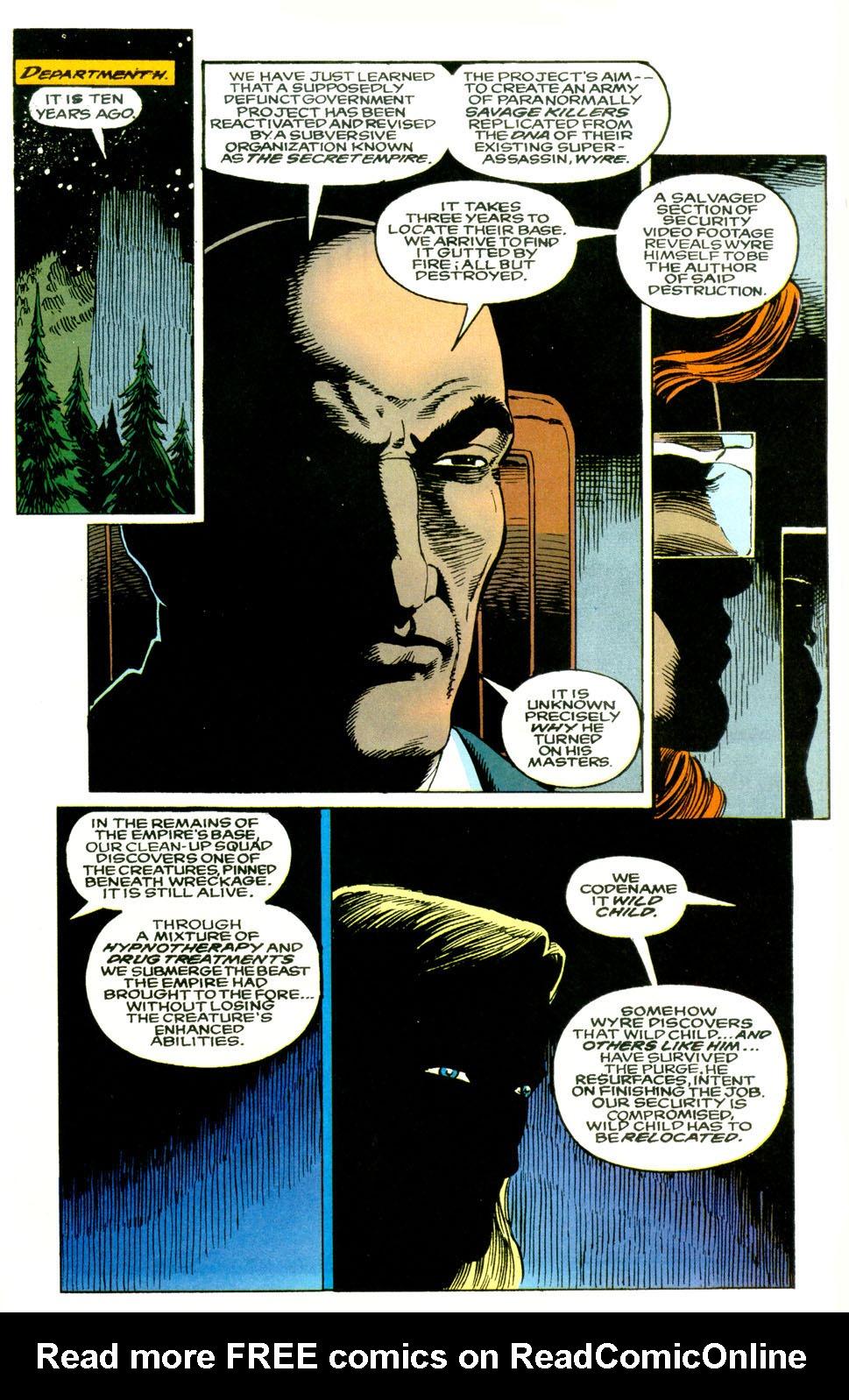 Read online Alpha Flight (1983) comic -  Issue #118 - 20