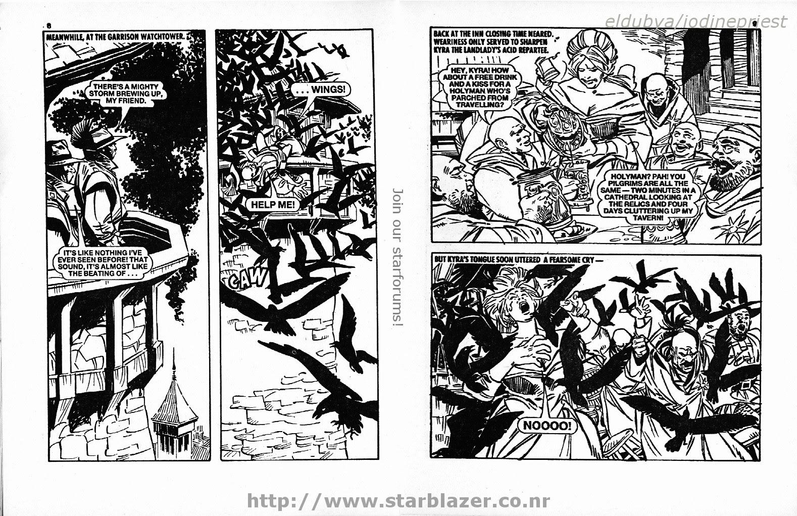 Starblazer issue 257 - Page 6