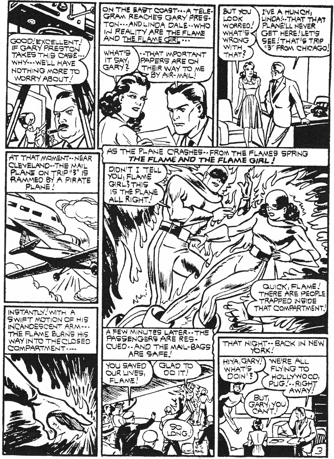 Read online Men of Mystery Comics comic -  Issue #74 - 25