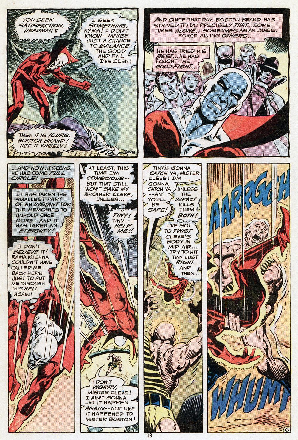 Read online Adventure Comics (1938) comic -  Issue #459 - 20
