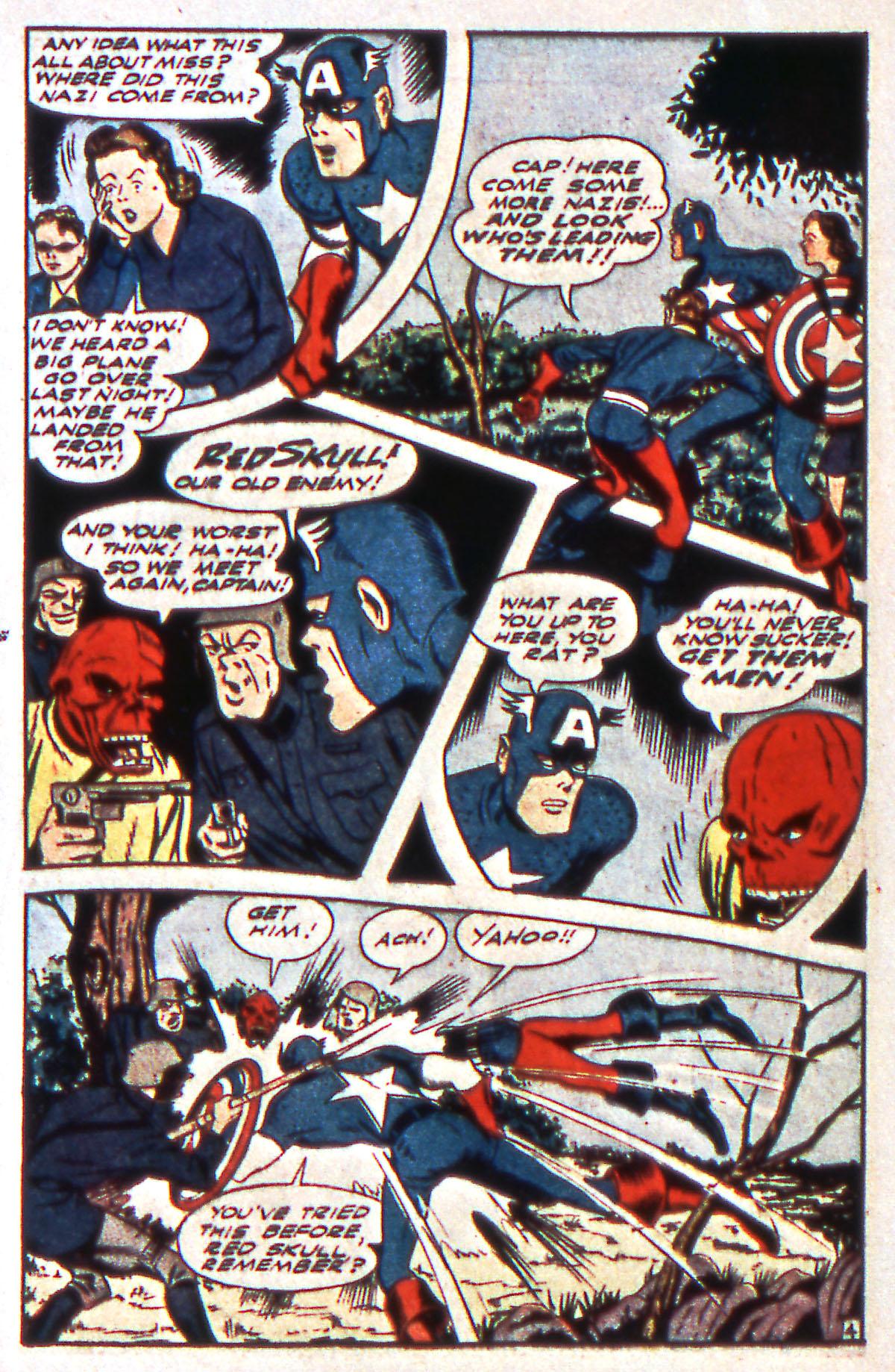 Read online All-Winners Comics comic -  Issue #12 - 18
