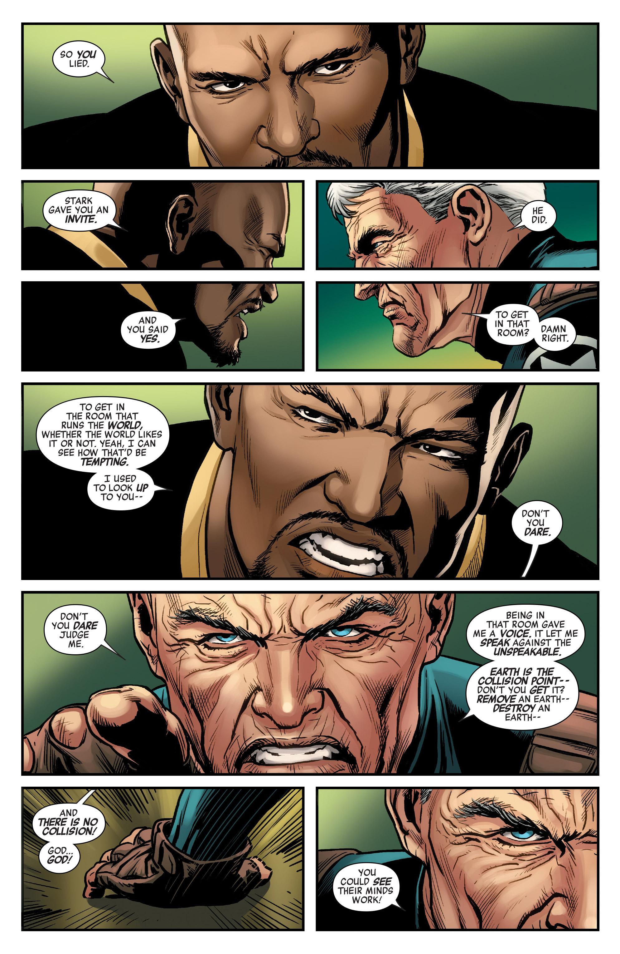 Read online Secret Wars: Last Days of the Marvel Universe comic -  Issue # TPB (Part 1) - 9