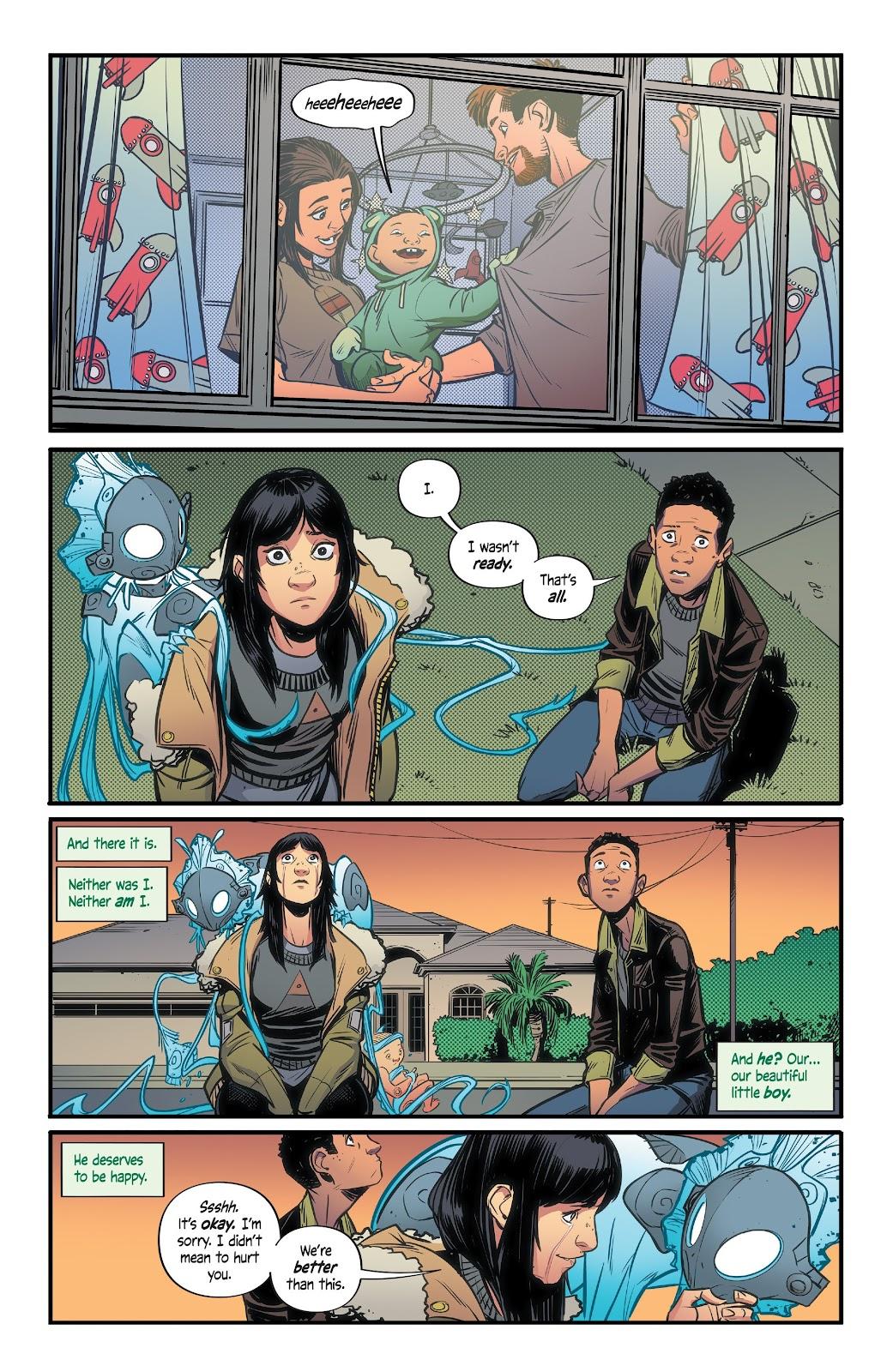 Read online Alienated comic -  Issue #3 - 20