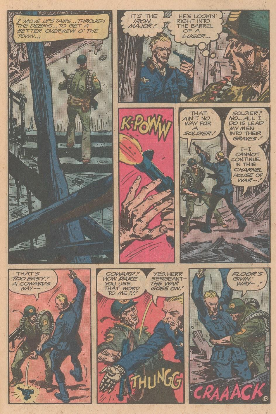 Read online Sgt. Rock comic -  Issue #345 - 11