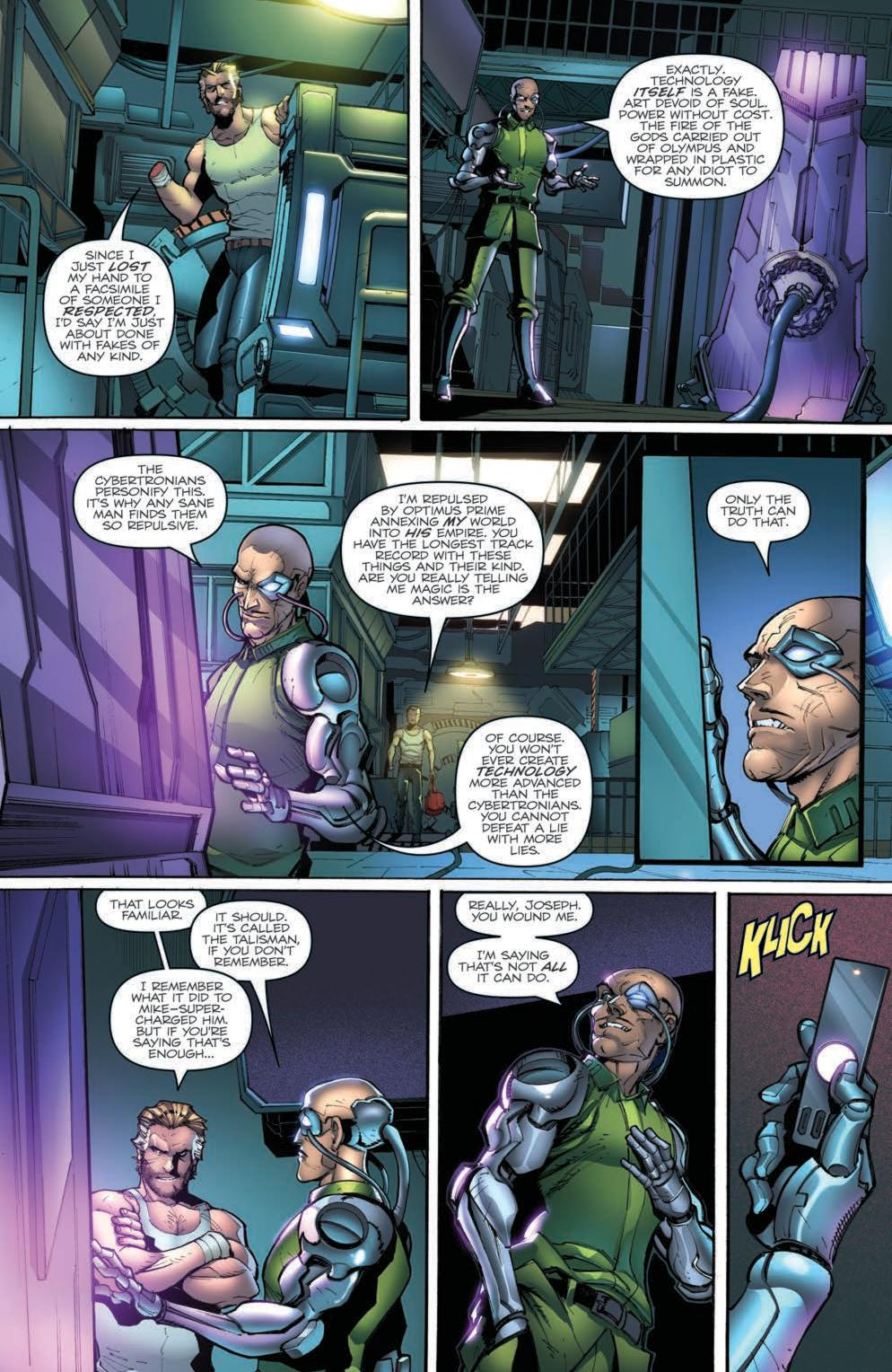 Read online First Strike comic -  Issue #0 - 6