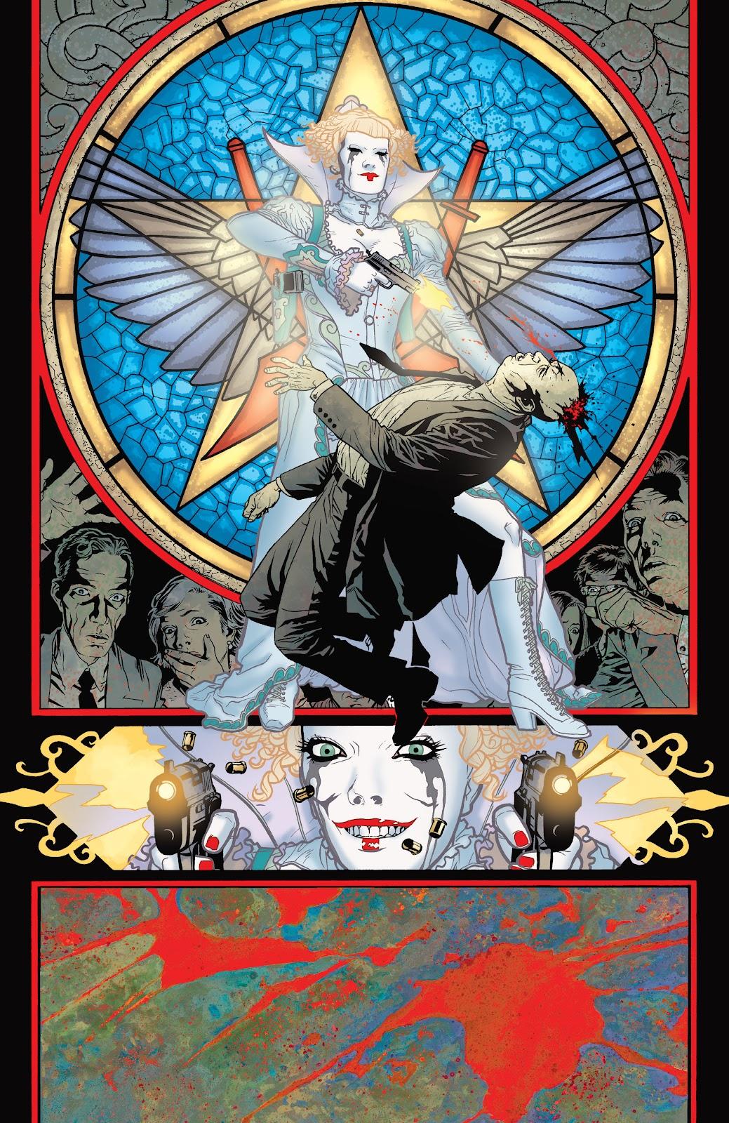 Read online Detective Comics (1937) comic -  Issue # _TPB Batwoman - Elegy (Part 1) - 40