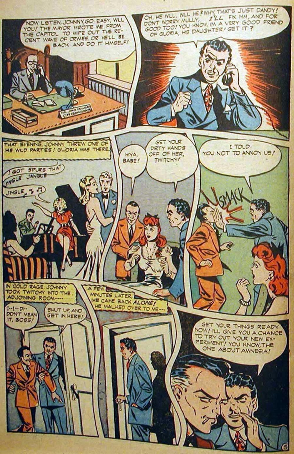Hangman Comics issue 5 - Page 50