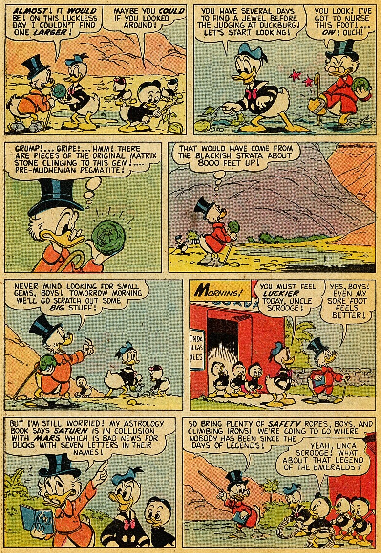 Read online Uncle Scrooge (1953) comic -  Issue #157 - 26