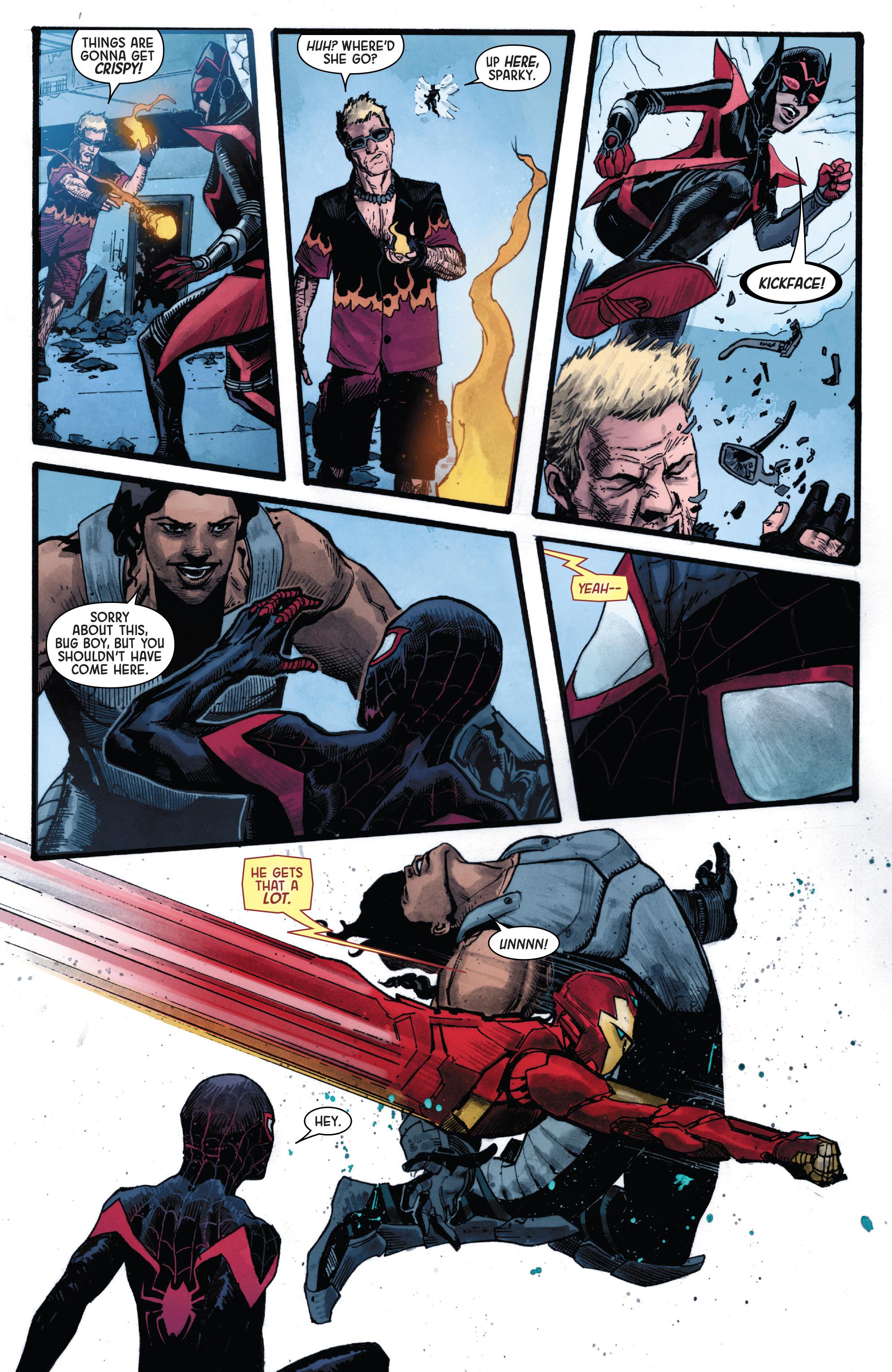Read online Secret Empire: Uprising comic -  Issue # Full - 29