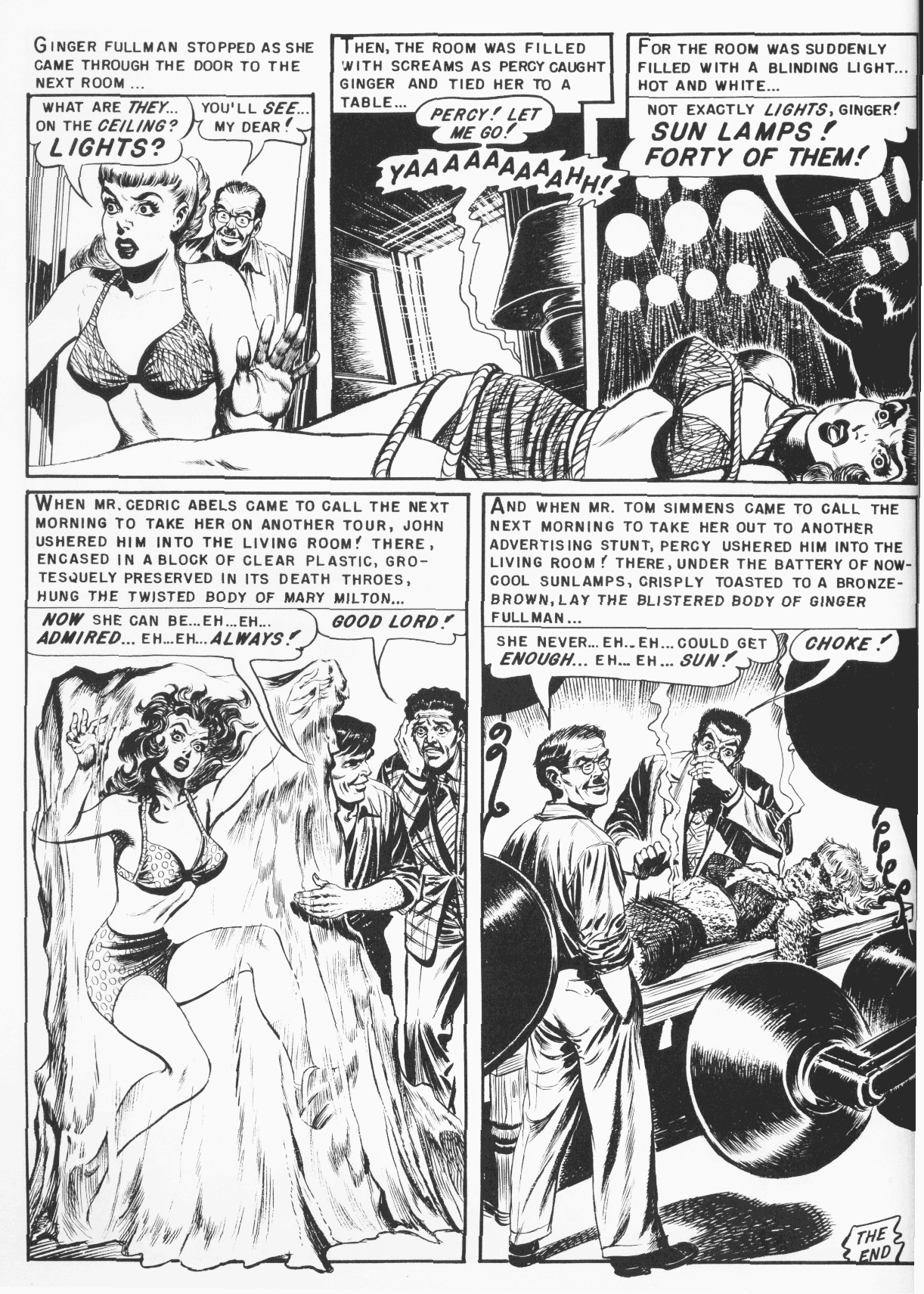Read online Shock SuspenStories comic -  Issue #7 - 10