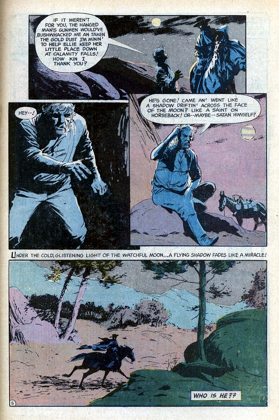 Read online All-Star Western (1970) comic -  Issue #3 - 15