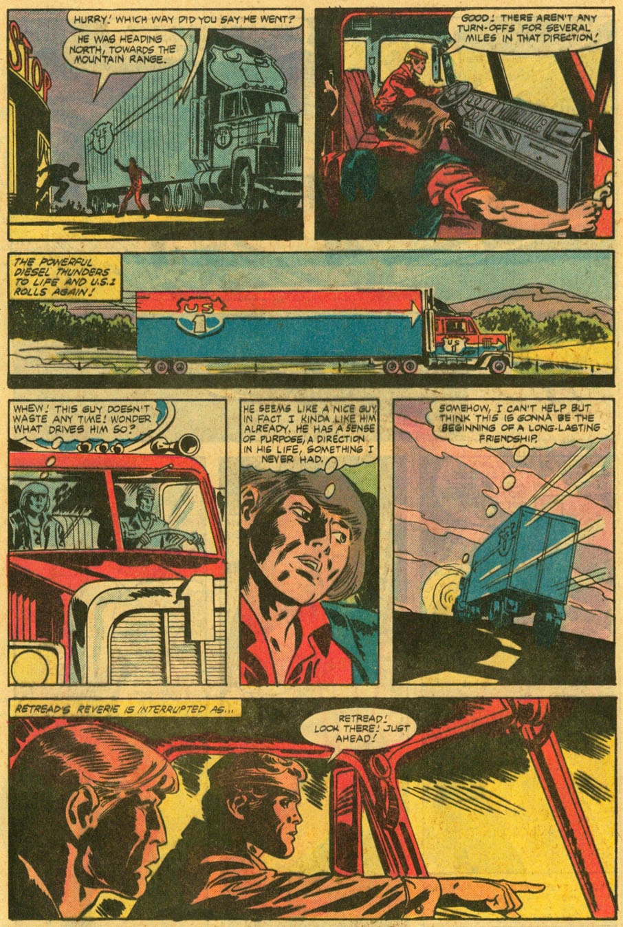 Read online U.S. 1 comic -  Issue #3 - 11