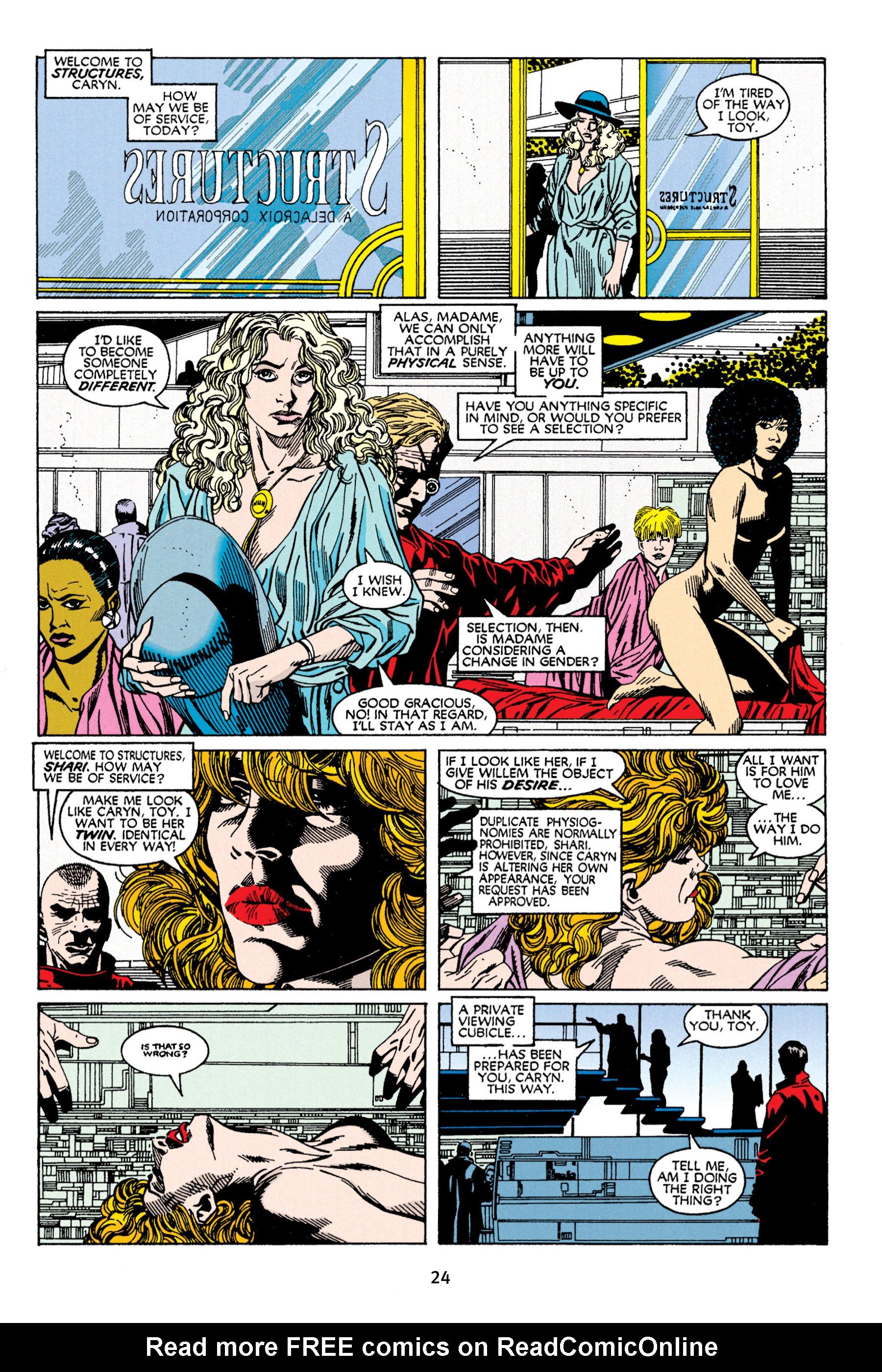 Read online Aliens vs. Predator Omnibus comic -  Issue # _TPB 2 Part 1 - 24
