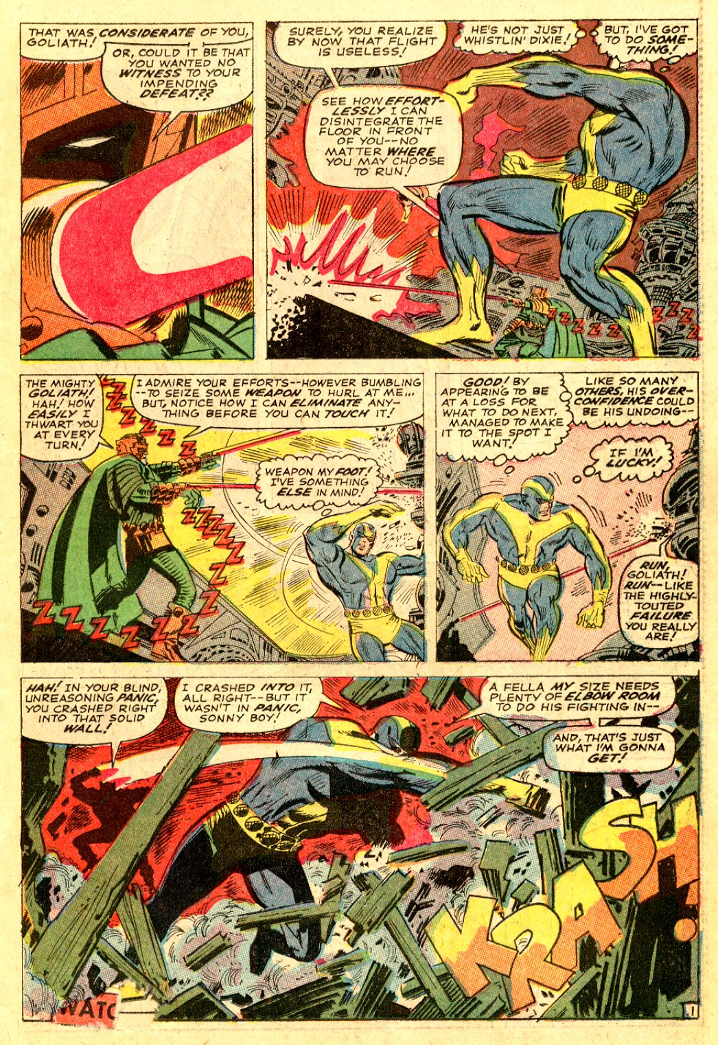 The Avengers (1963) 34 Page 11