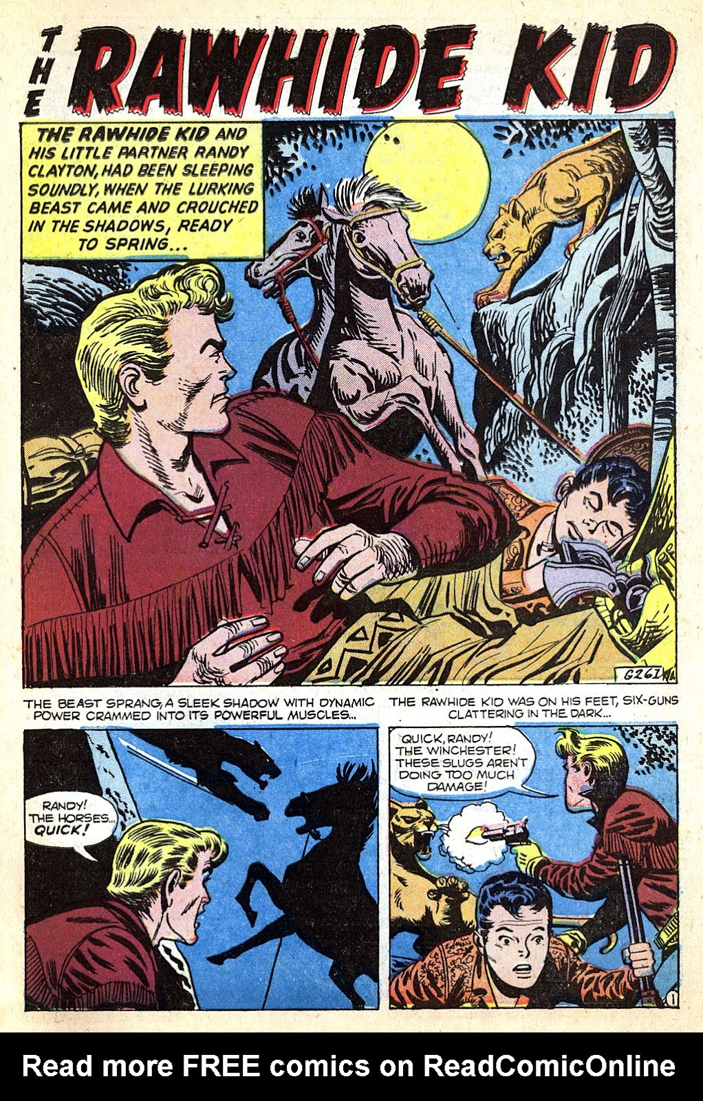 The Rawhide Kid (1955) issue 4 - Page 27