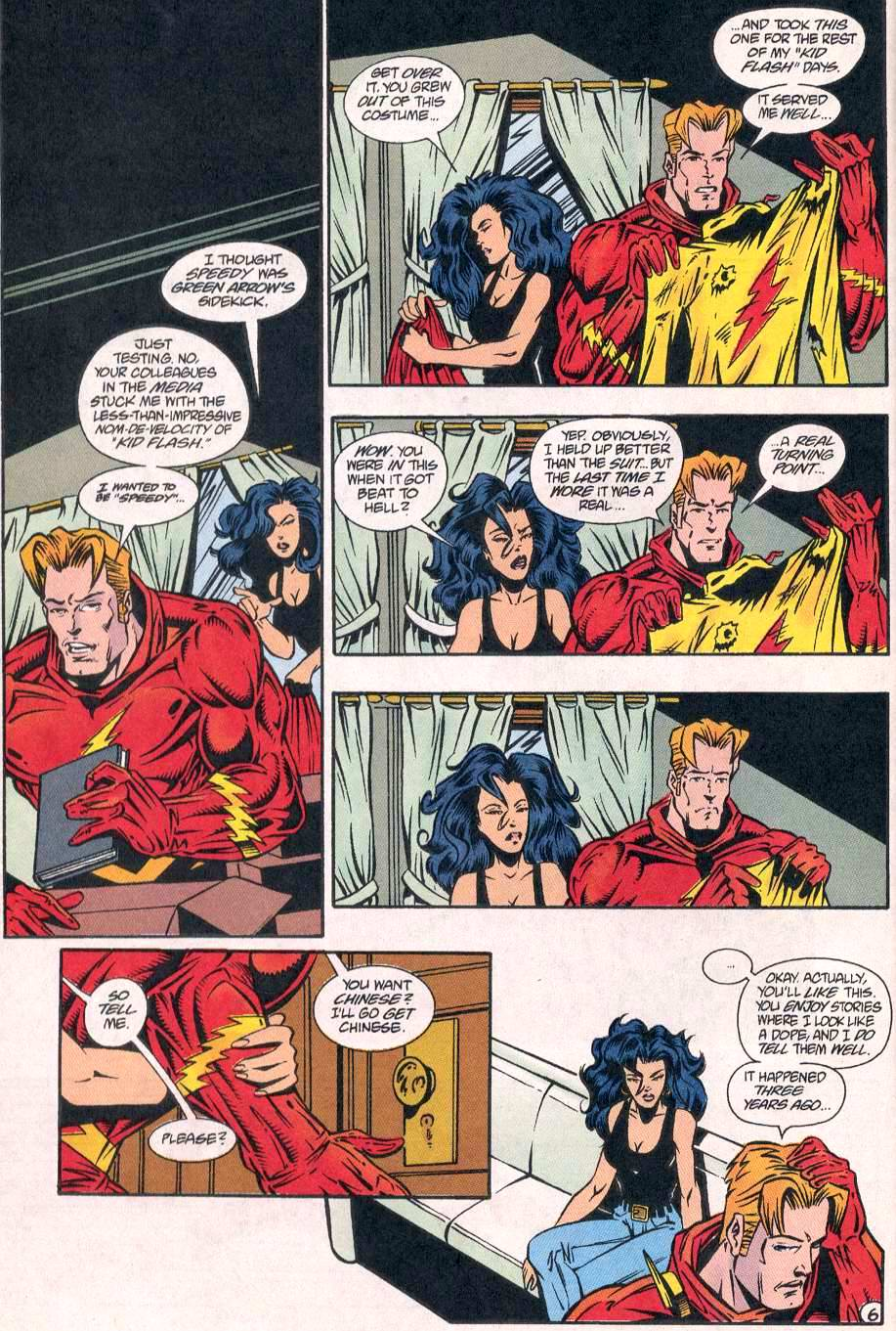 Read online The Flash (1987) comic -  Issue # _Annual 8 - 7