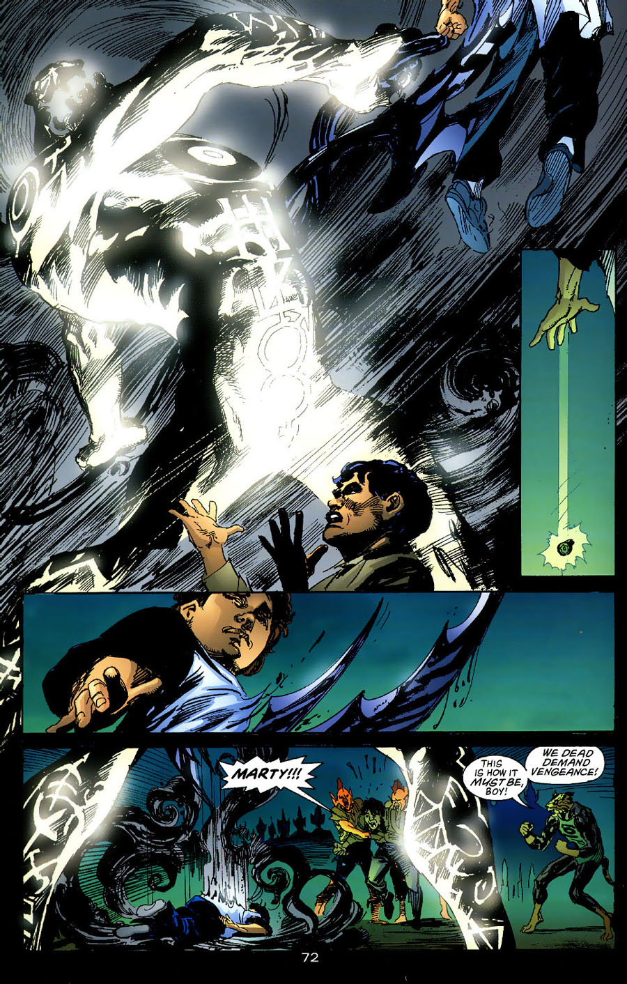 Read online Green Lantern: Legacy: The Last Will and Testament of Hal Jordan comic -  Issue # TPB - 78