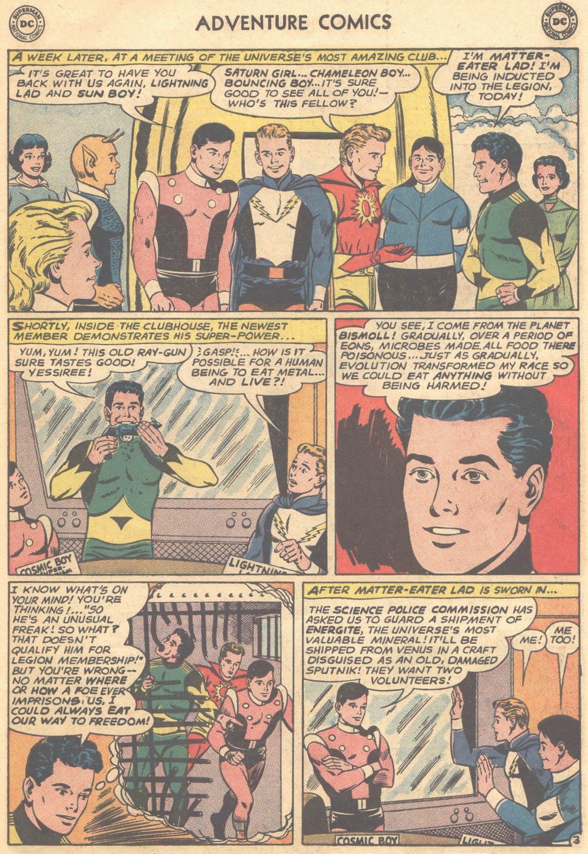 Read online Adventure Comics (1938) comic -  Issue #303 - 23