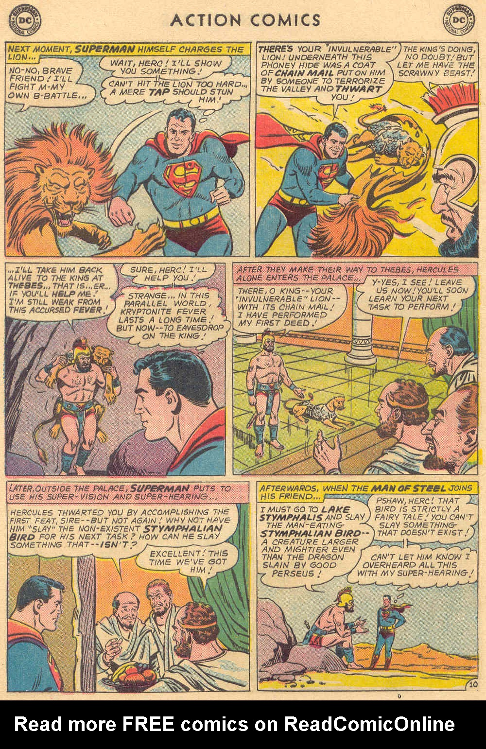 Read online Action Comics (1938) comic -  Issue #308 - 12