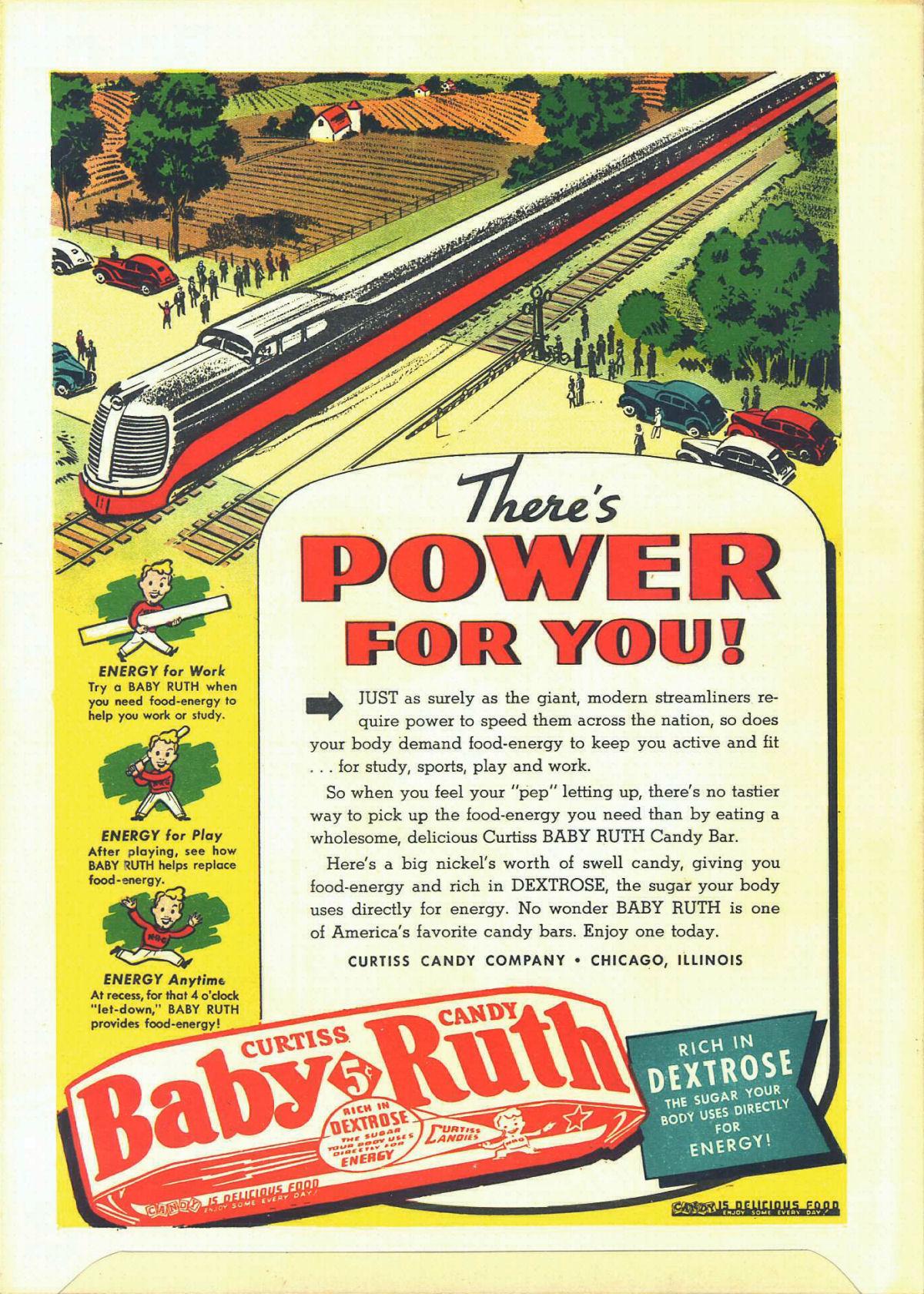 Read online Adventure Comics (1938) comic -  Issue #61 - 70