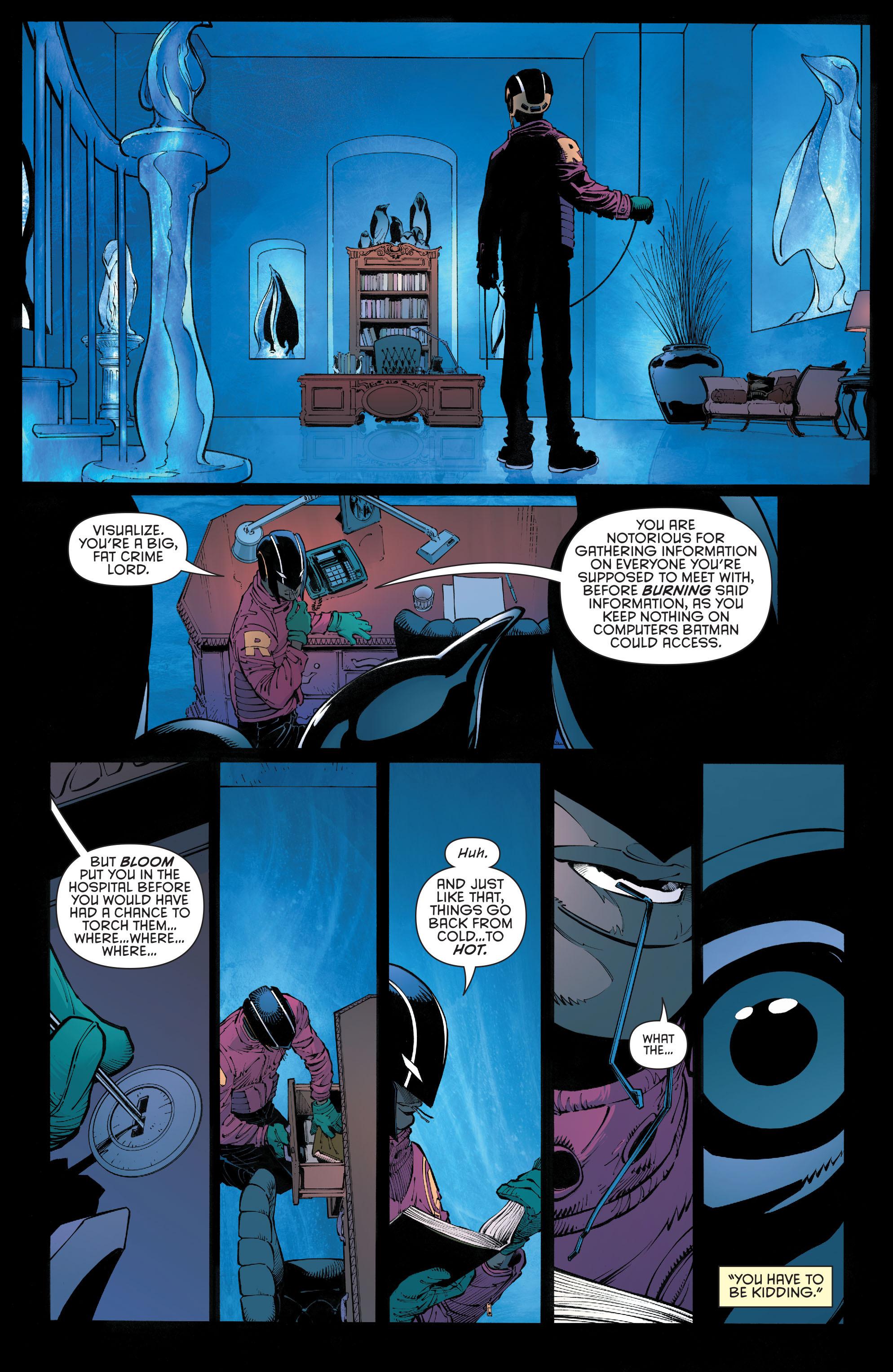 Read online Batman (2011) comic -  Issue # _TPB 9 - 17