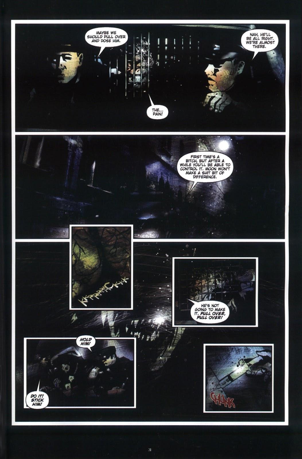 Read online Underworld (2003) comic -  Issue # Full - 33