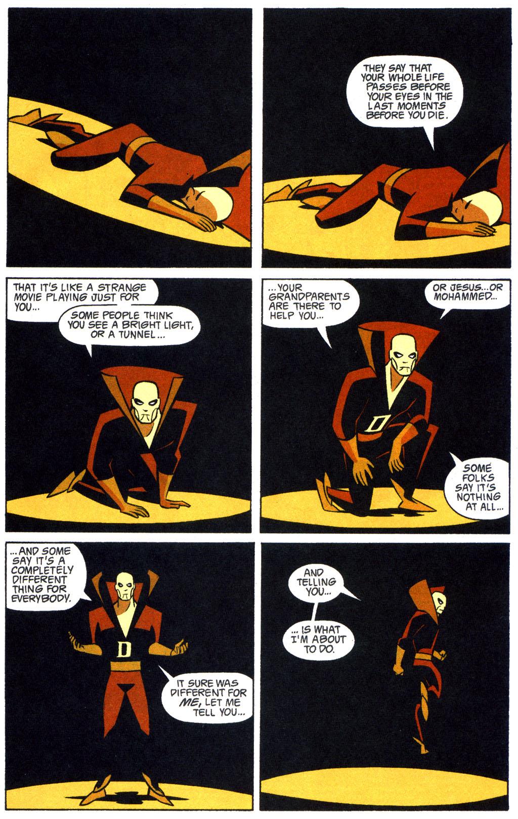 Batman: Gotham Adventures 6 Page 2