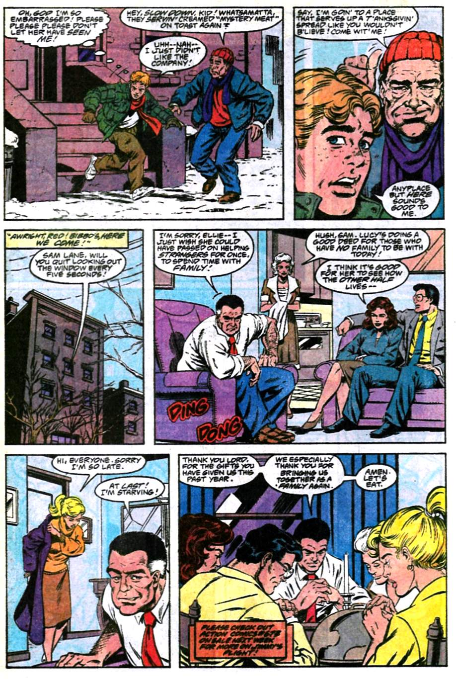 Read online Adventures of Superman (1987) comic -  Issue #486 - 23