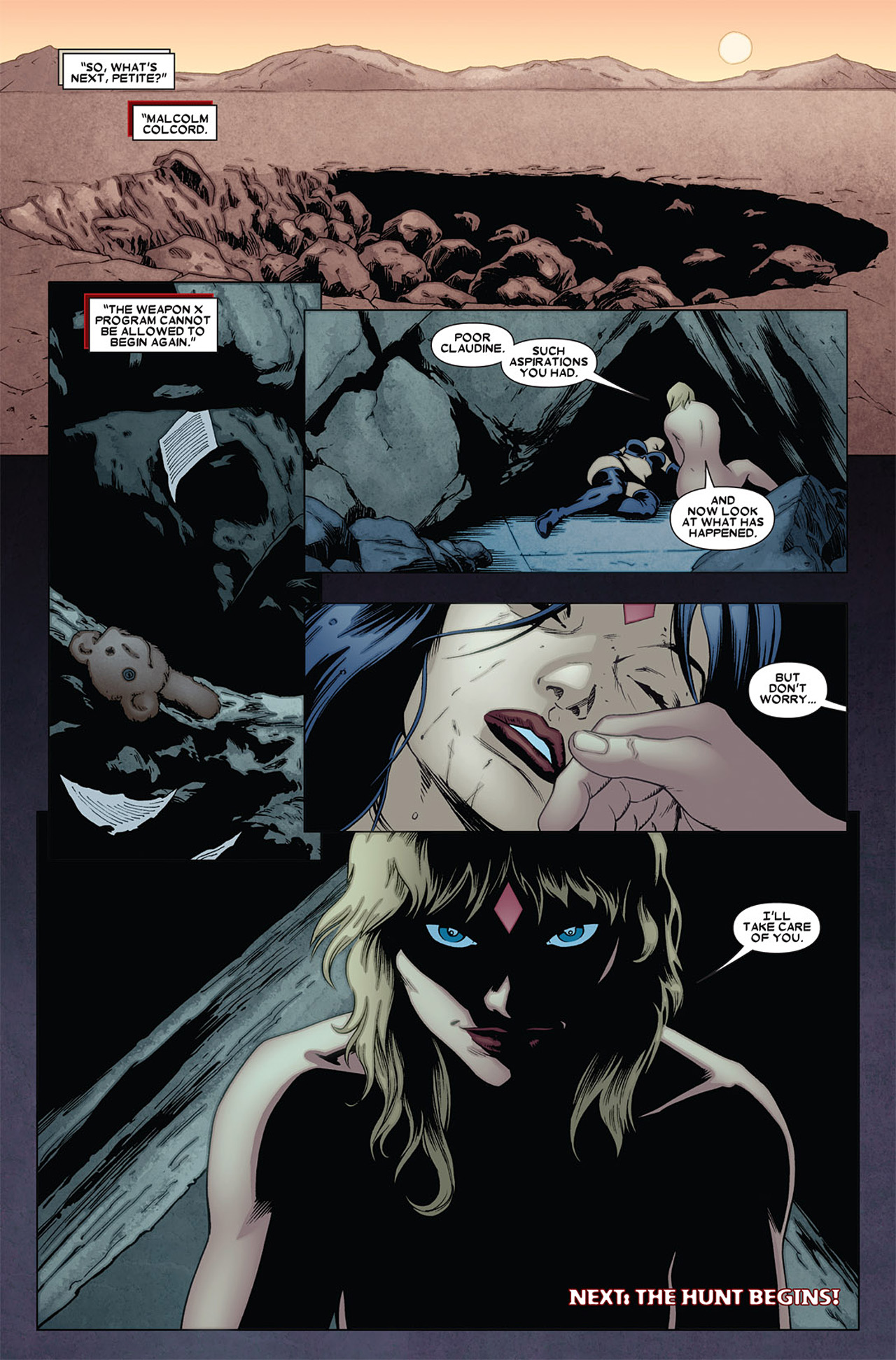 Read online X-23 (2010) comic -  Issue #6 - 24