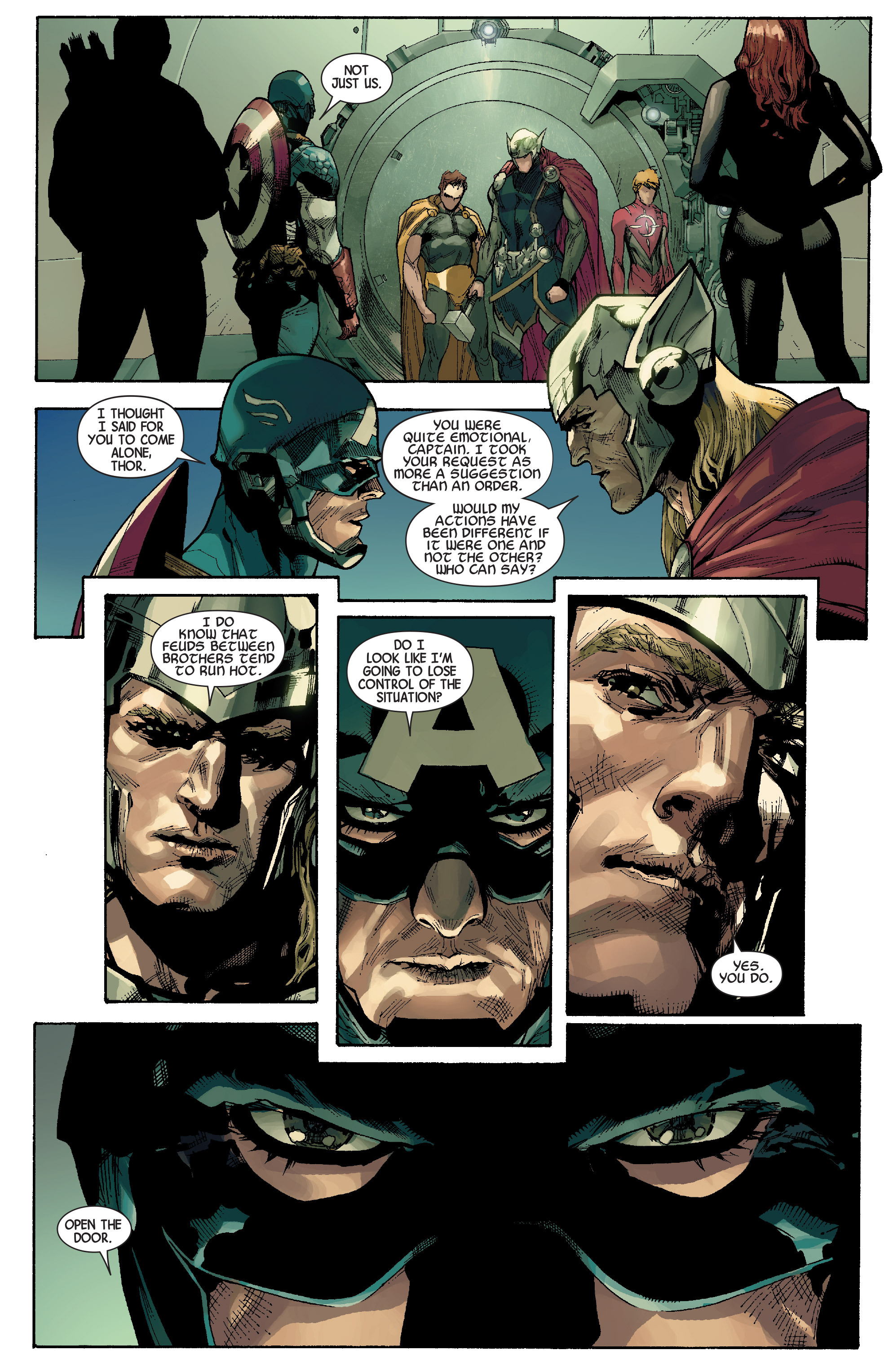 Read online Avengers (2013) comic -  Issue #29 - 16