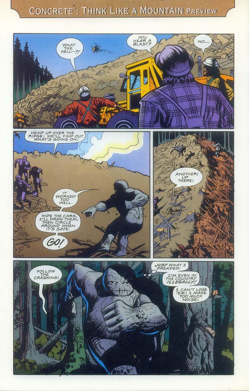 Godzilla (1995) Issue #8 #9 - English 34