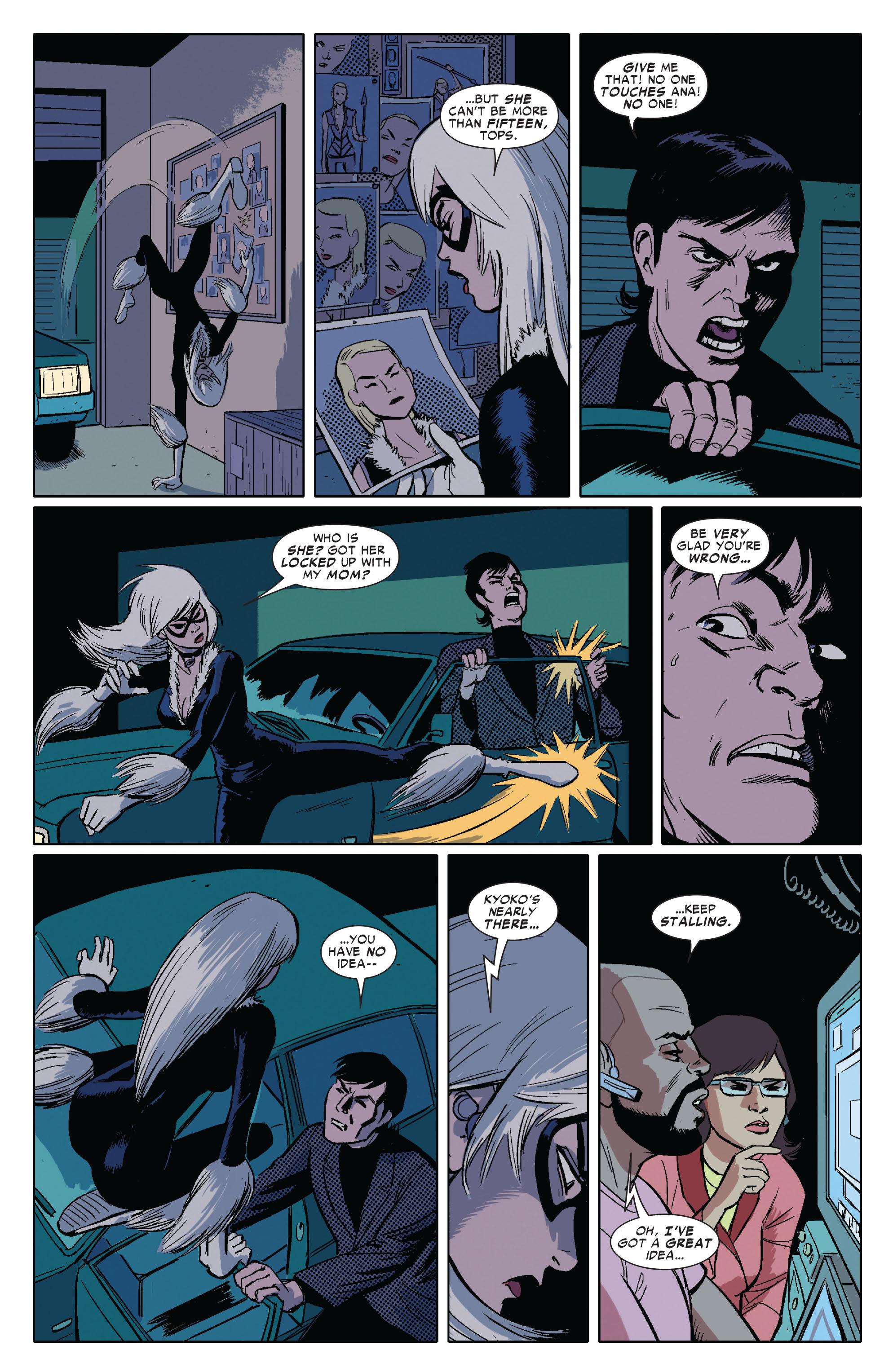 Read online Amazing Spider-Man Presents: Black Cat comic -  Issue #3 - 4