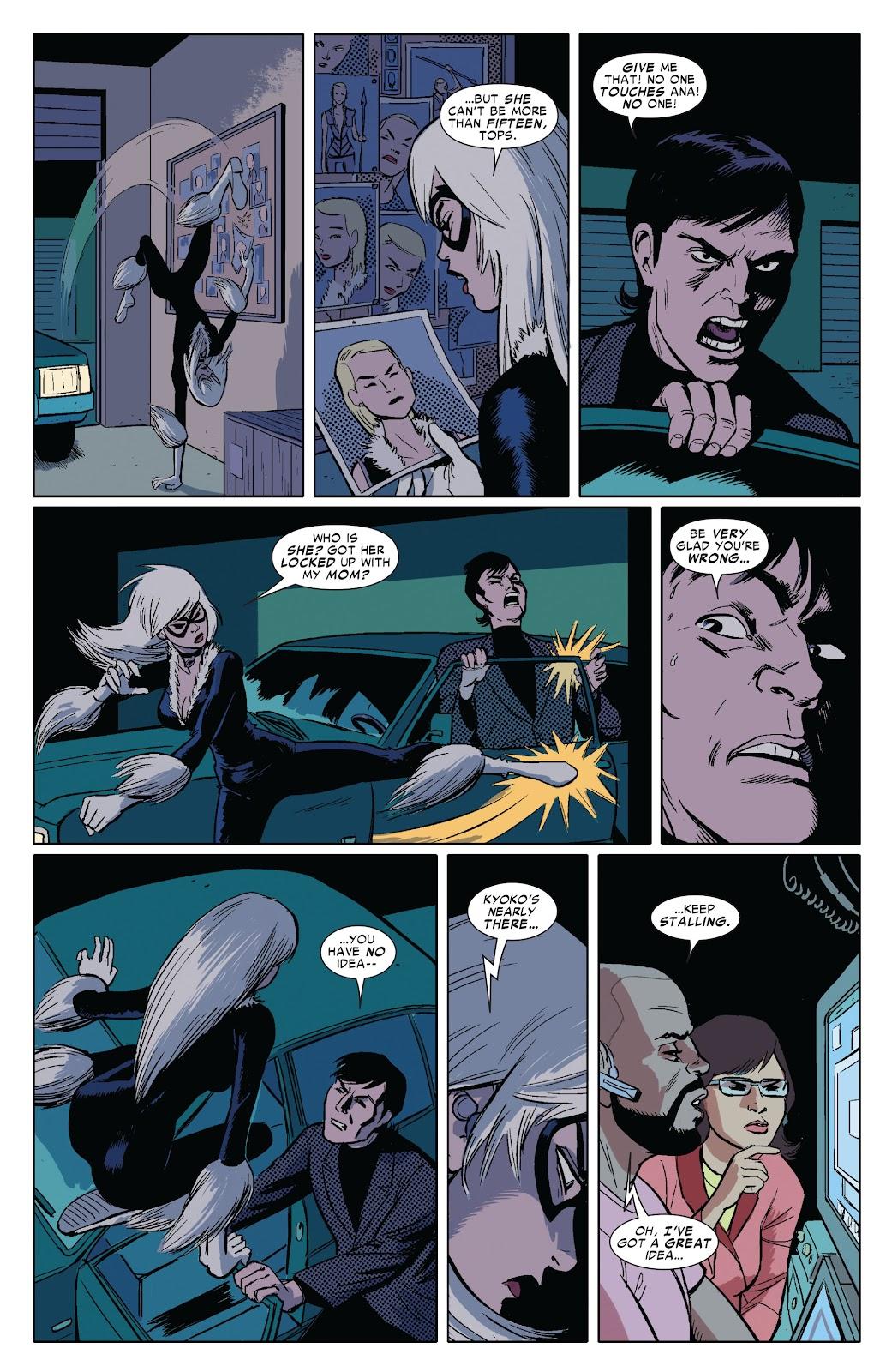 Amazing Spider-Man Presents: Black Cat Issue #3 #3 - English 4